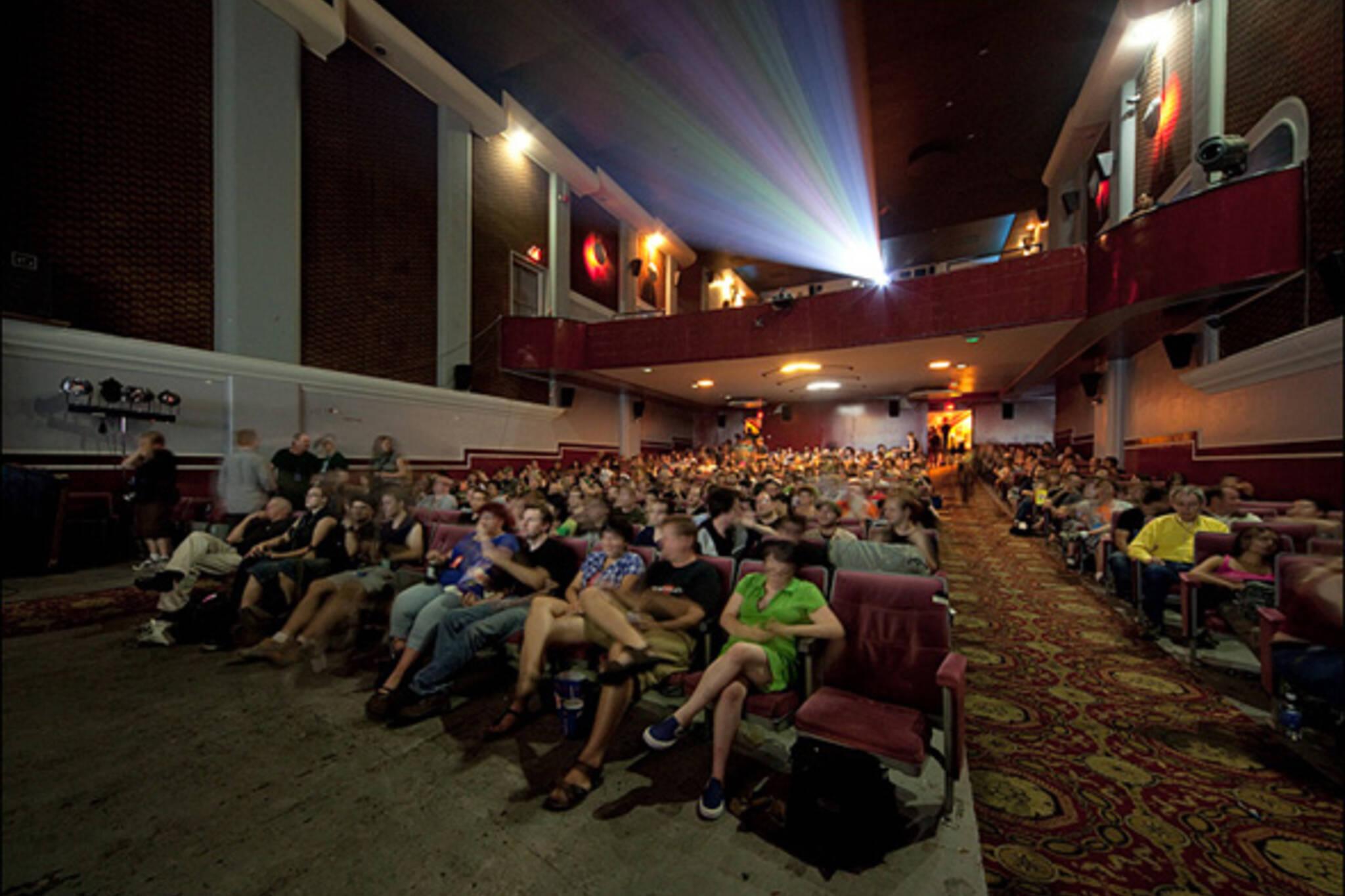 Toronto Film Screenings 2011