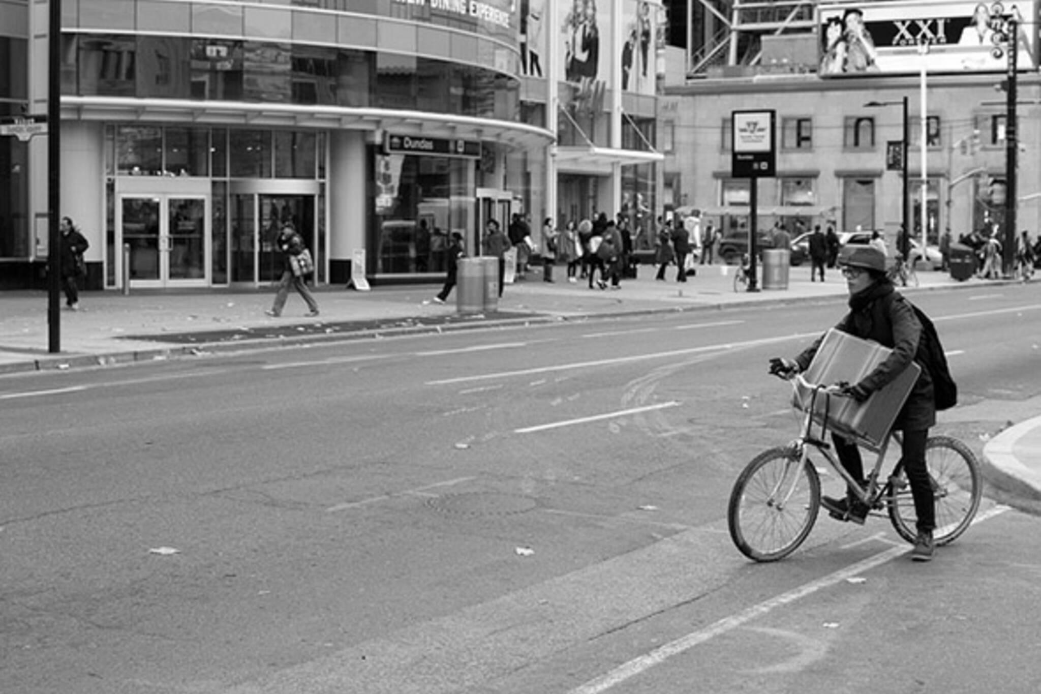 bike, ride, load
