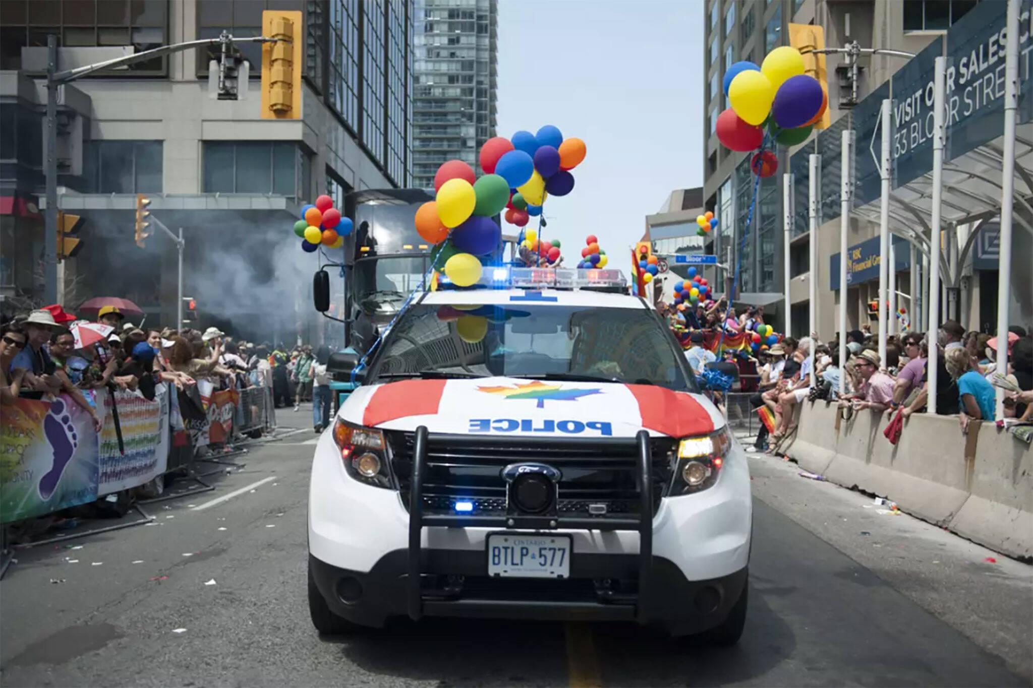 doug ford pride parade
