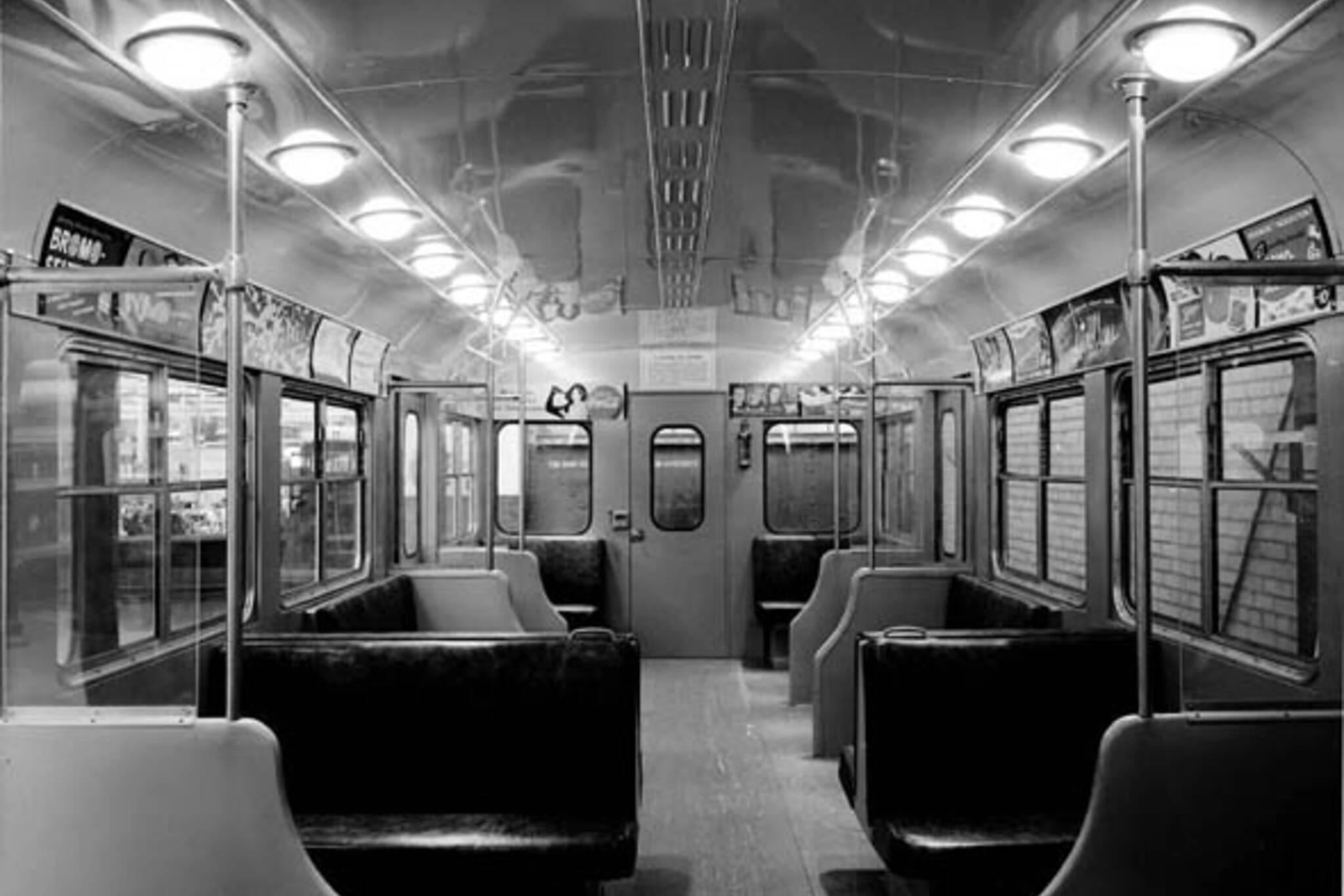 vintage ttc ads gloucester interior