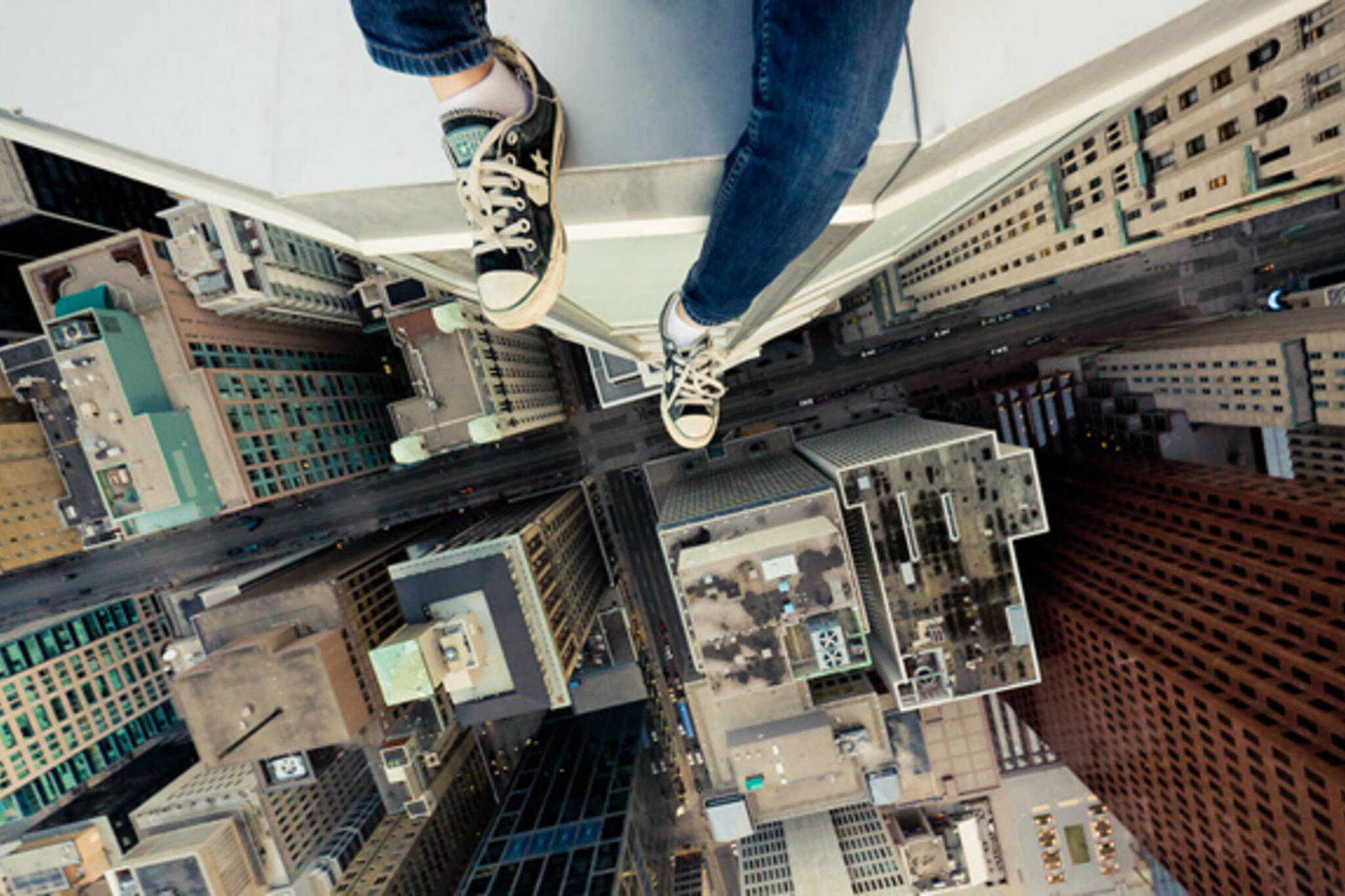 Rooftopping photography Toronto