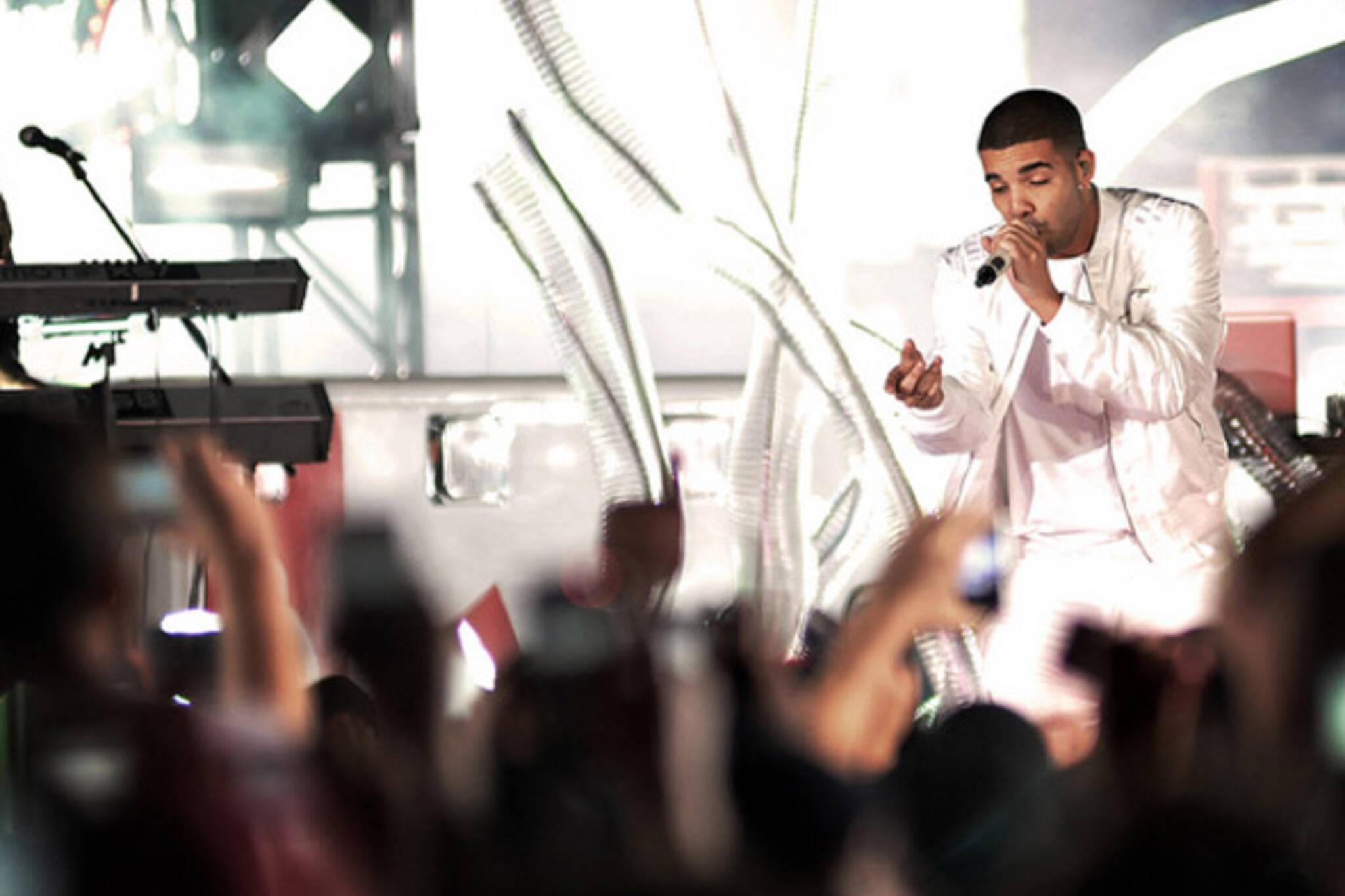 Drake OVO Fest 2011