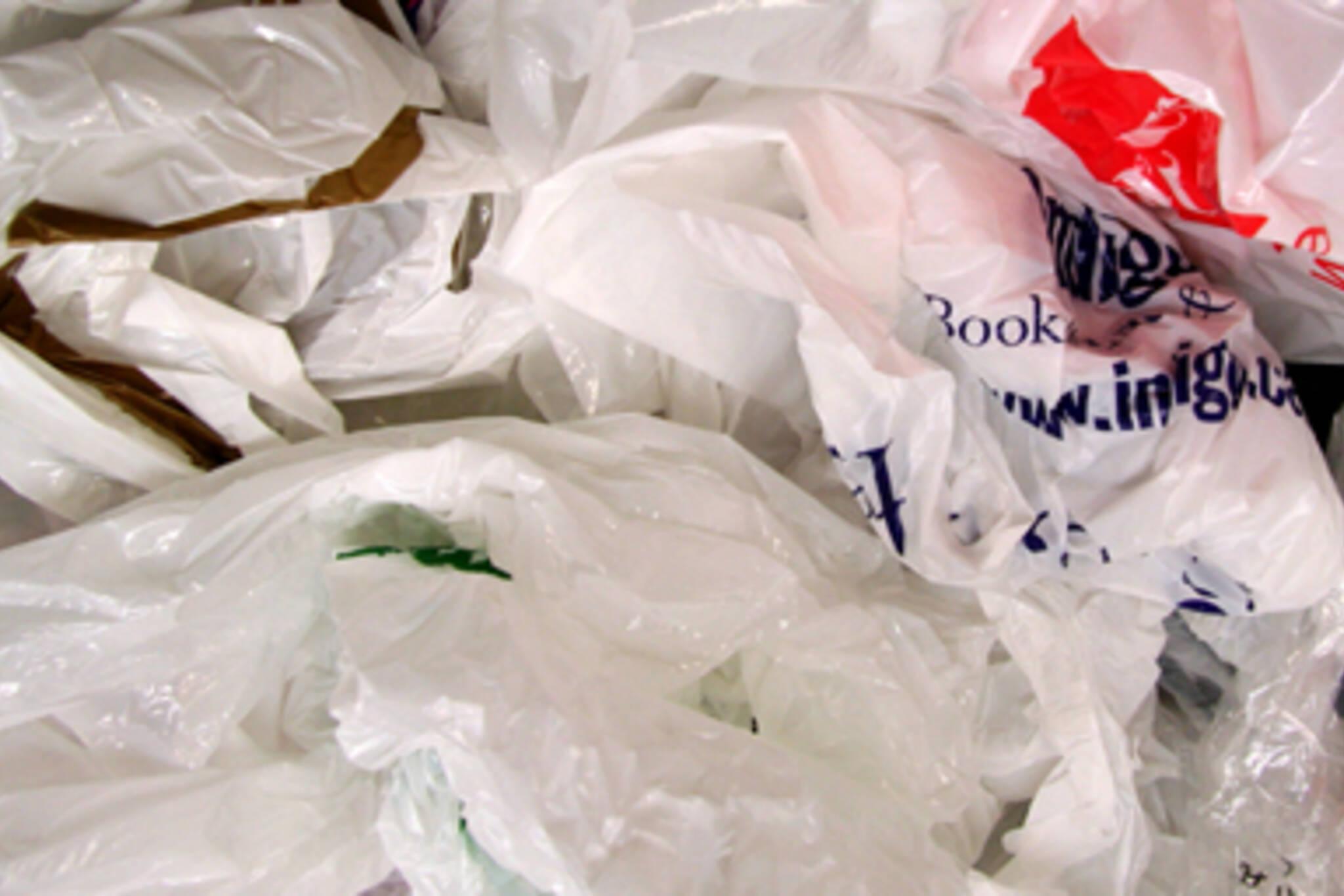 Ban Plastic Bags!