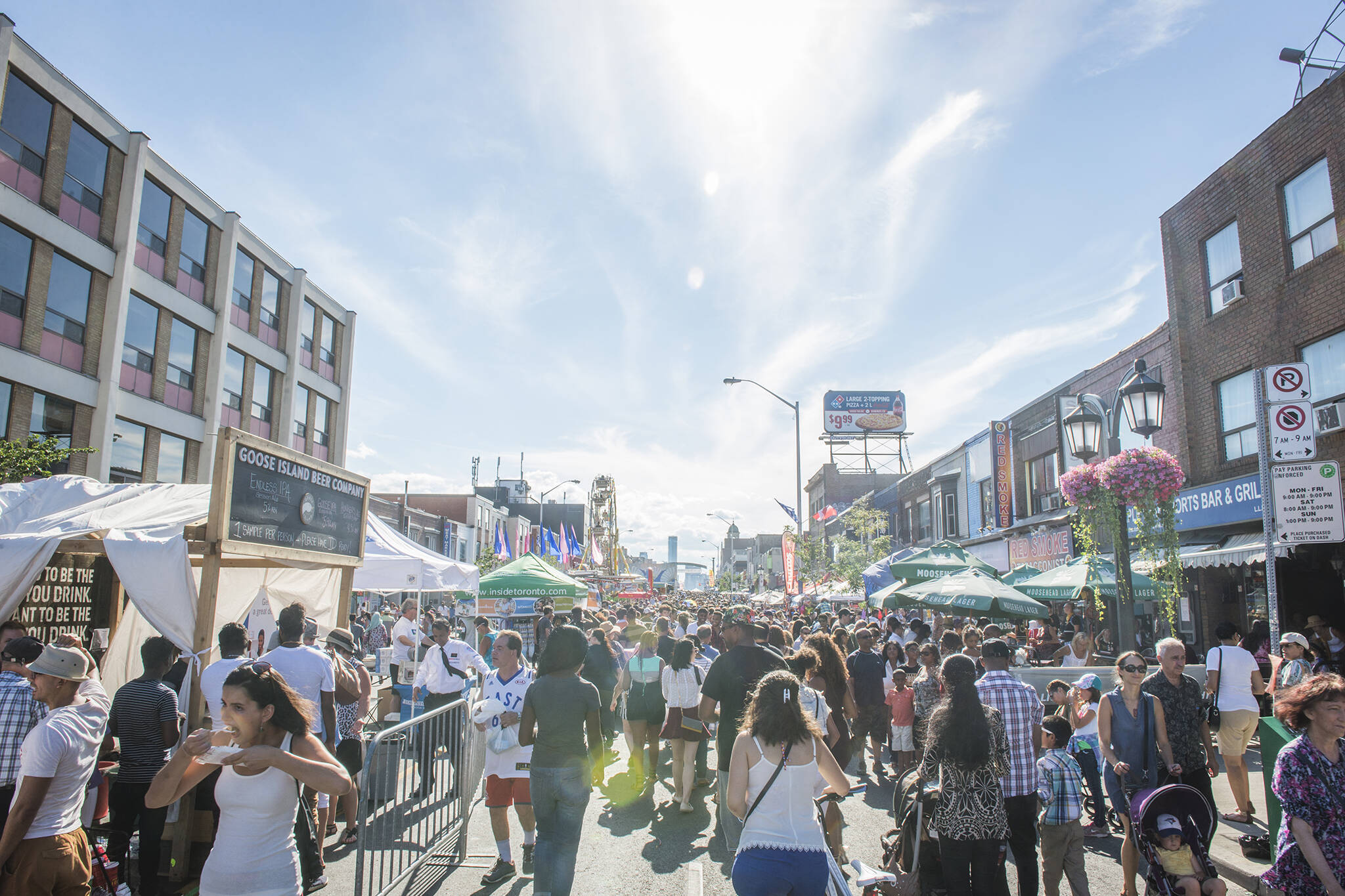 toronto food events