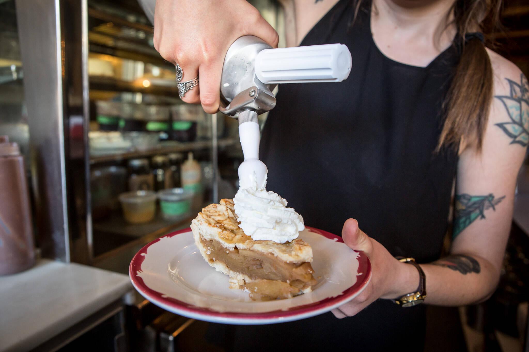 whipped cream shortage toronto