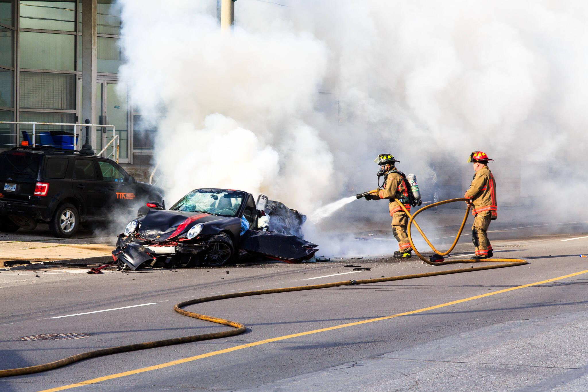 traffic fatalities toronto