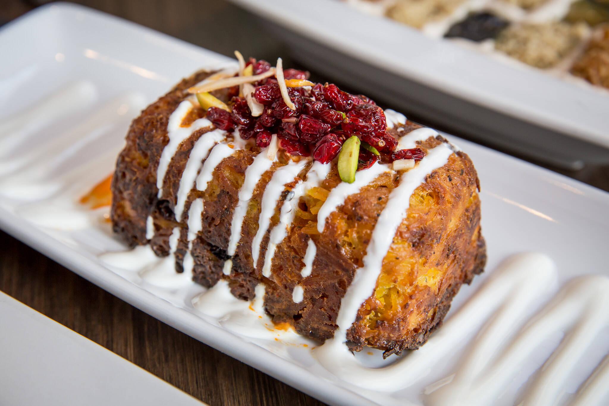 persian restaurants toronto