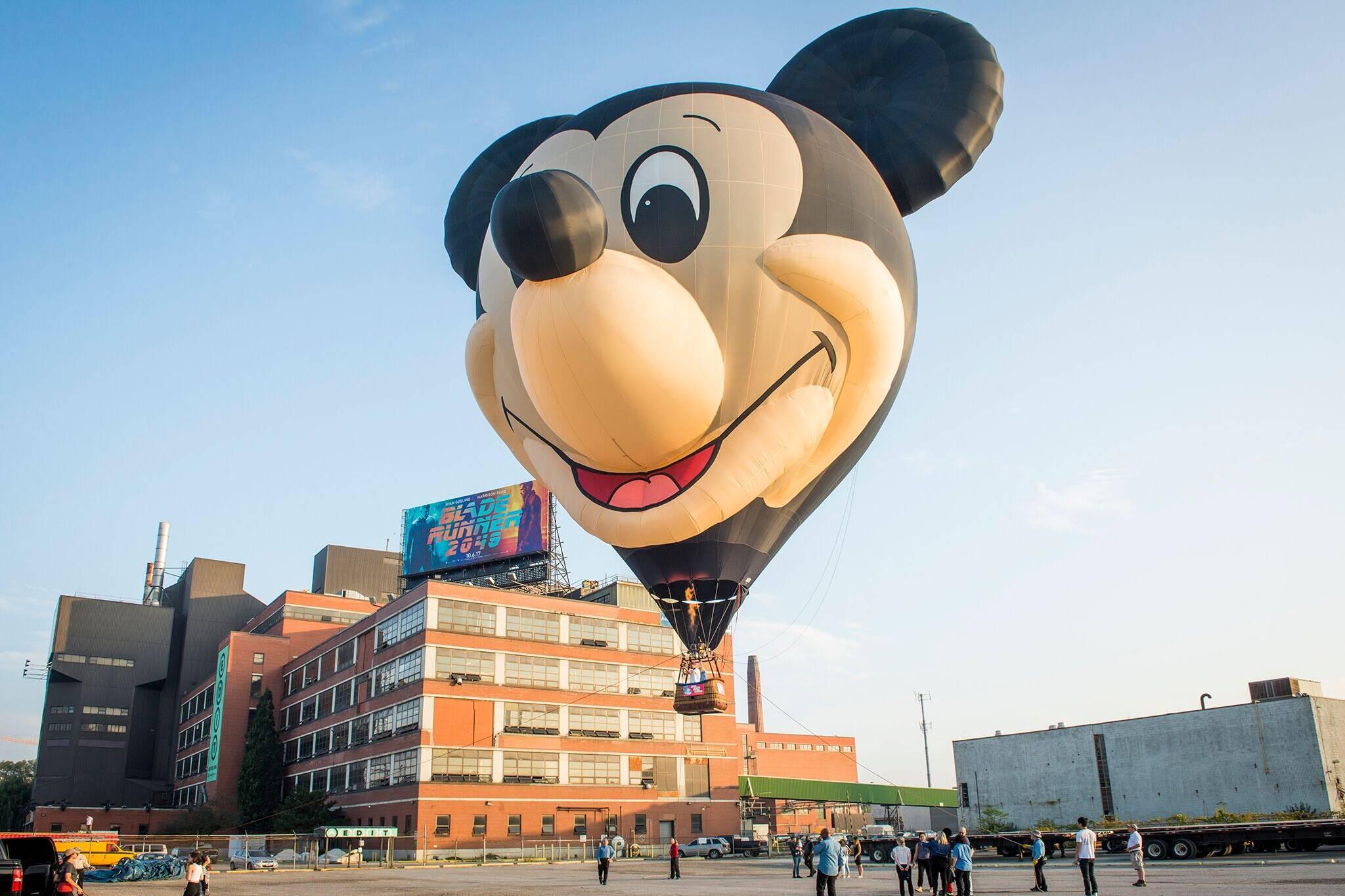 Mickey Mouse,toronto,edit festival
