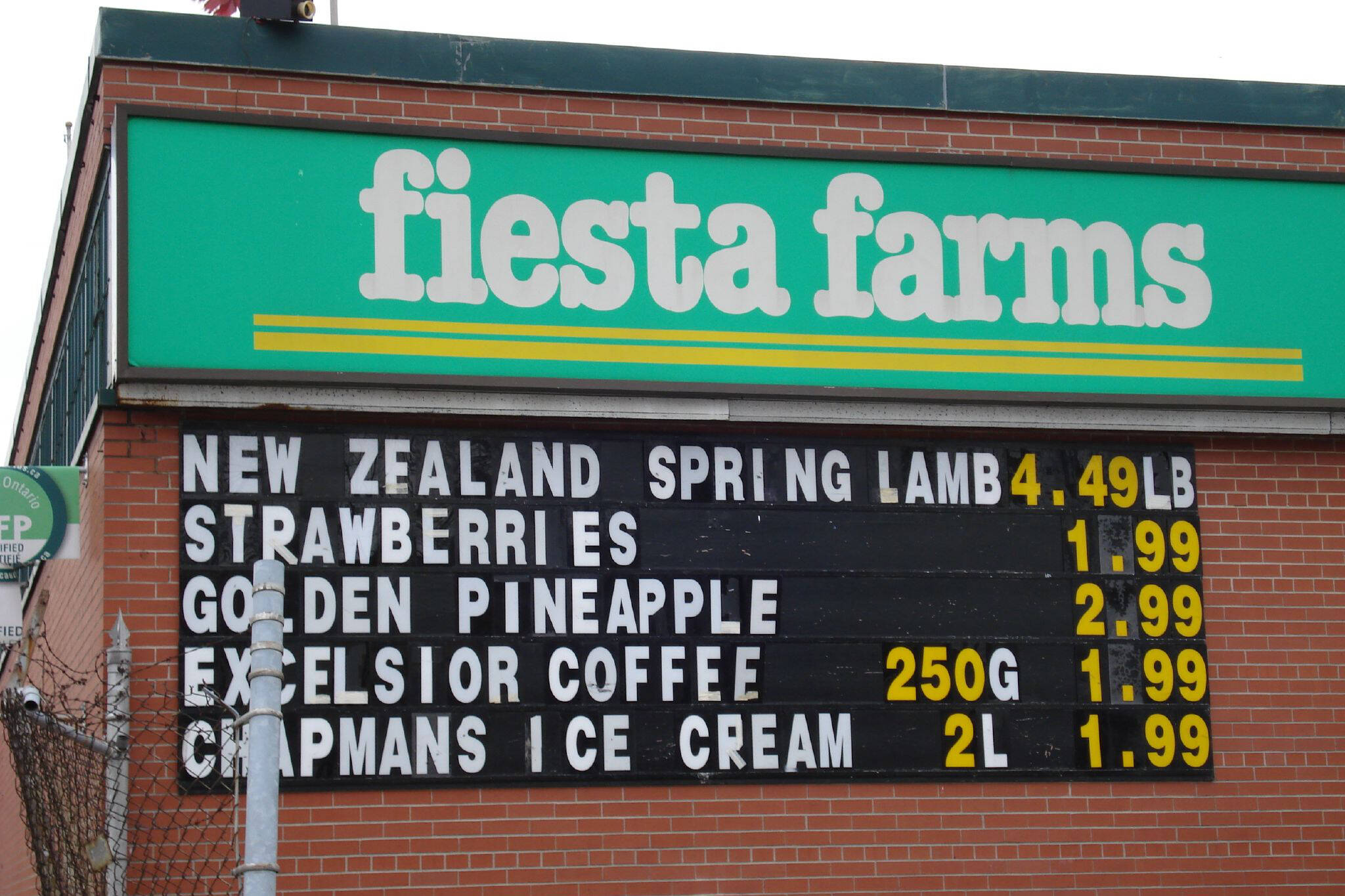 fiesta farms toronto