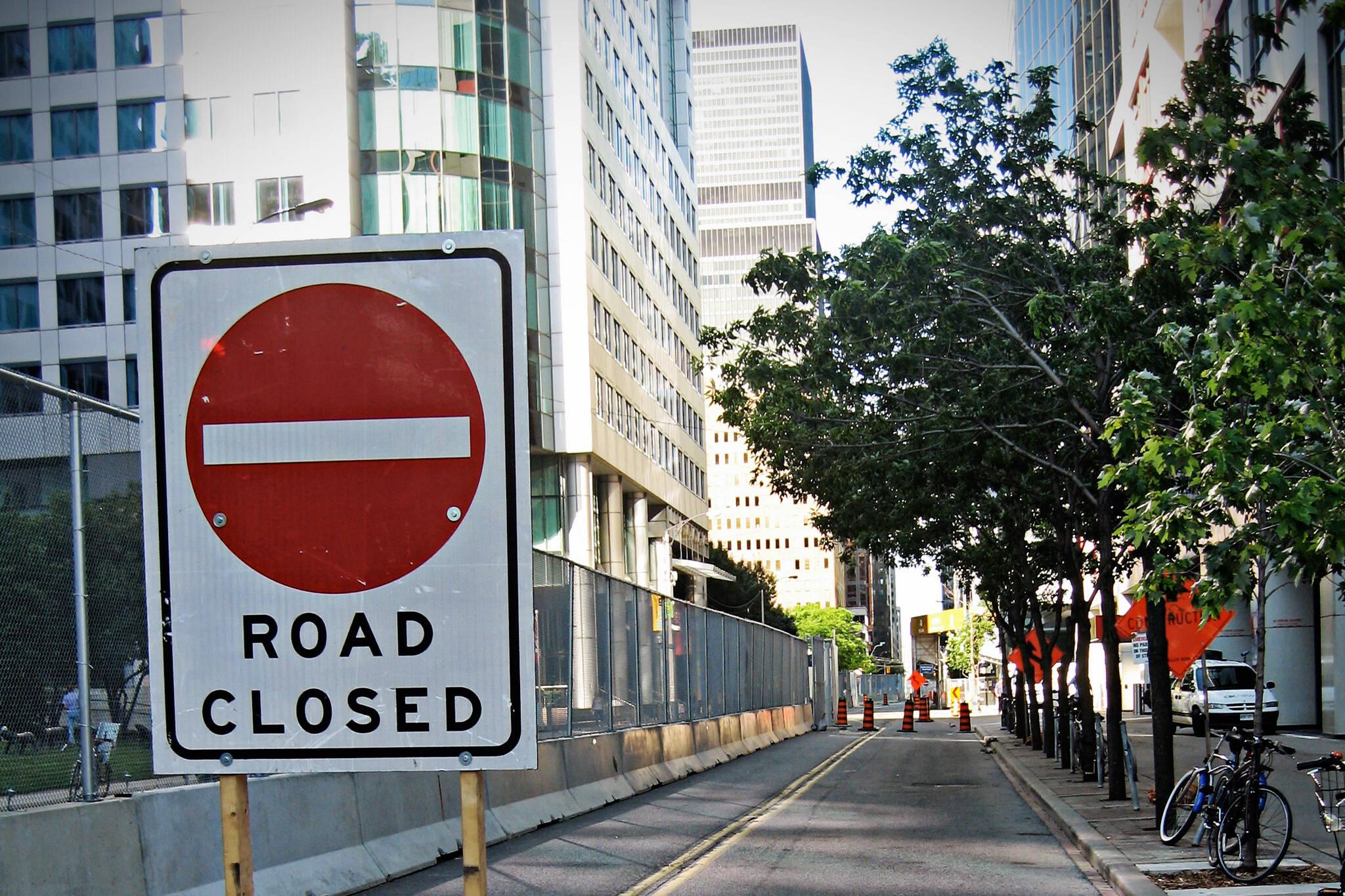 rood closures toronto