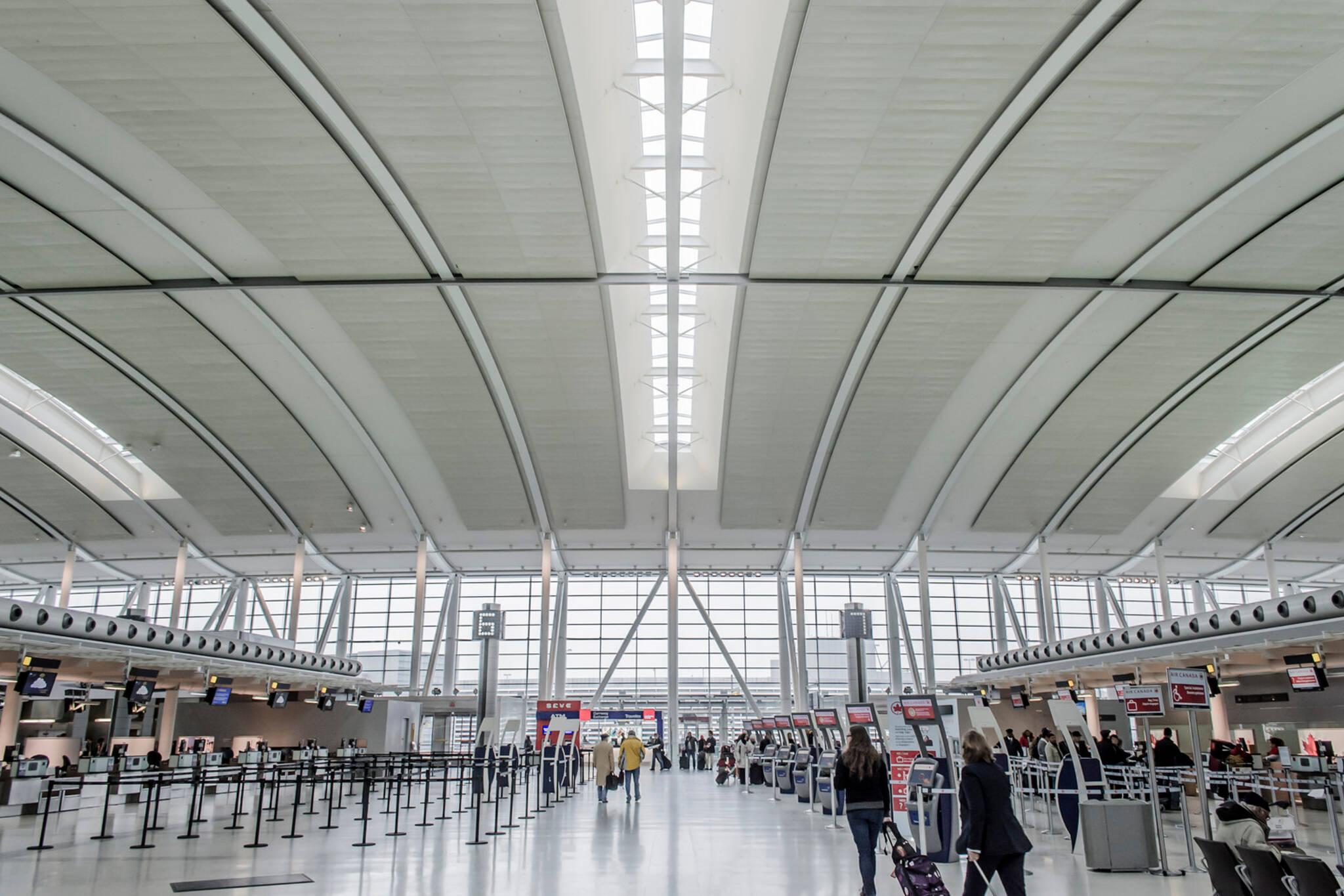 toronto travel airport