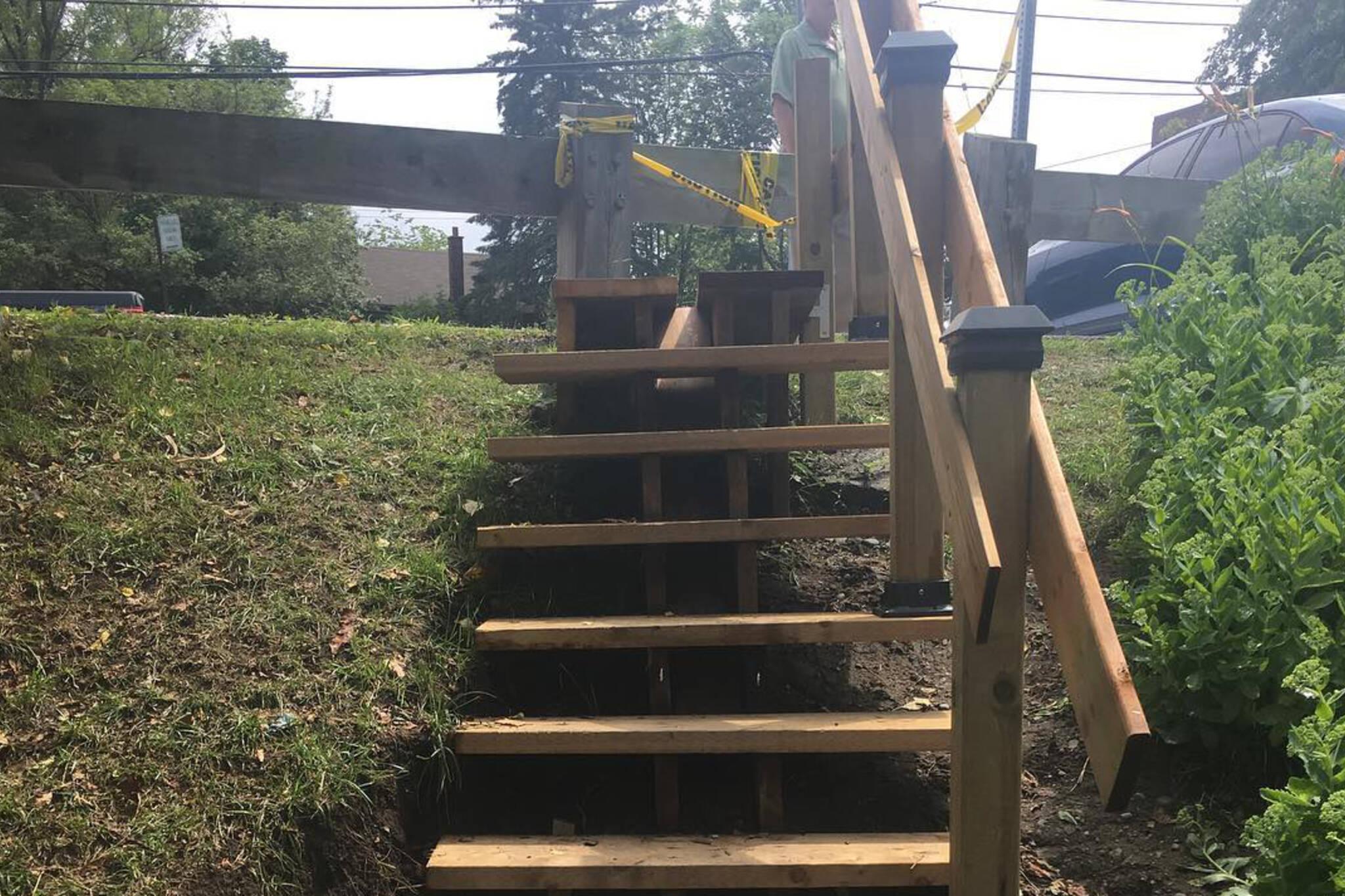 diy stairs toronto