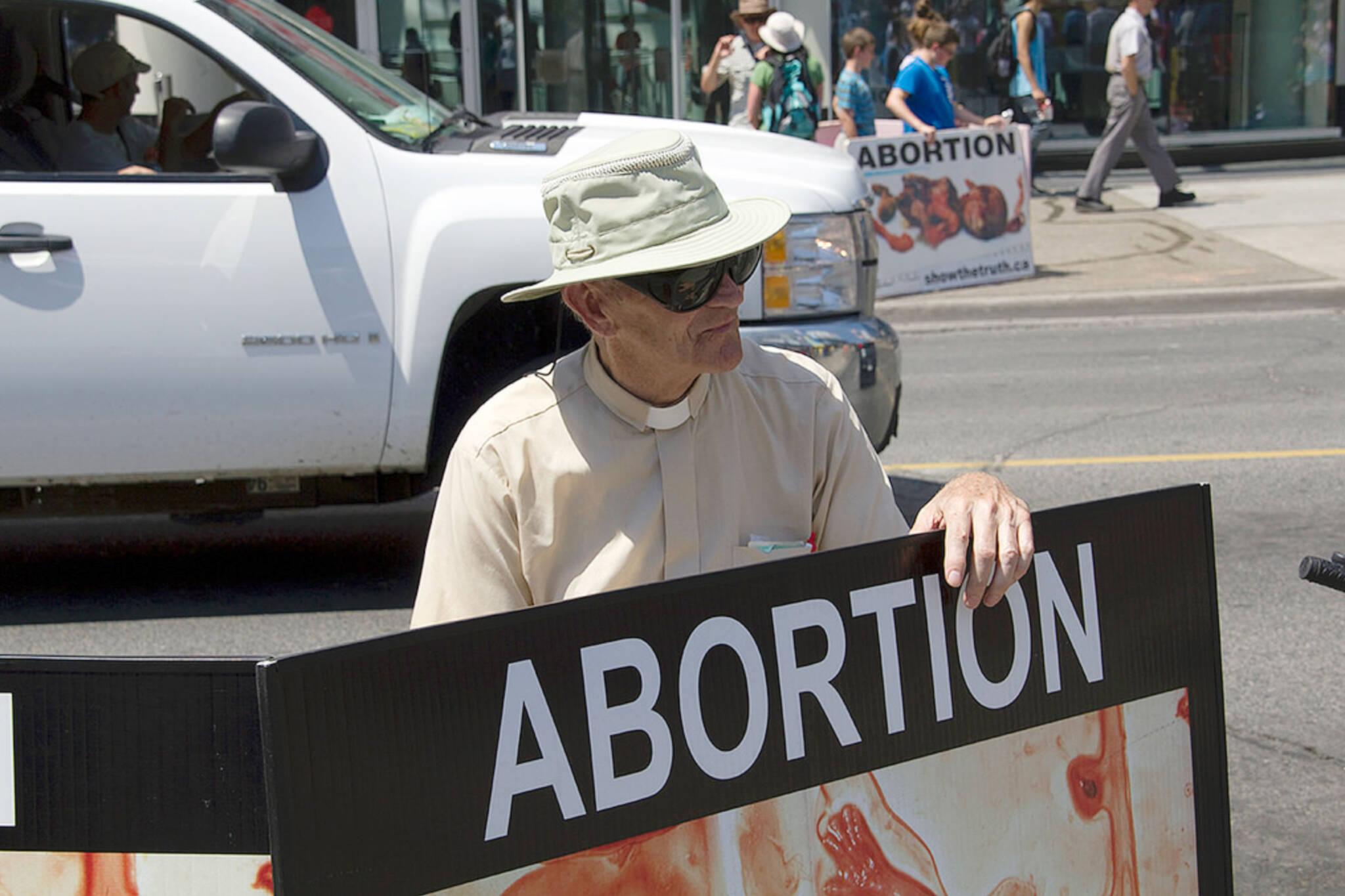 anti abortion toronto