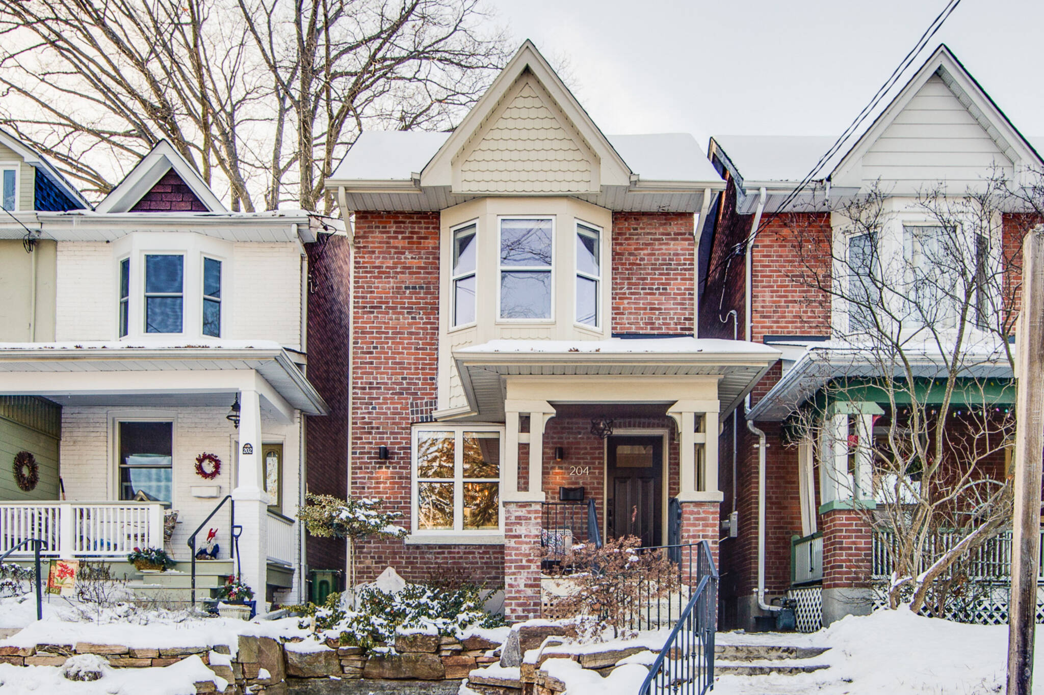 Toronto buyers' market