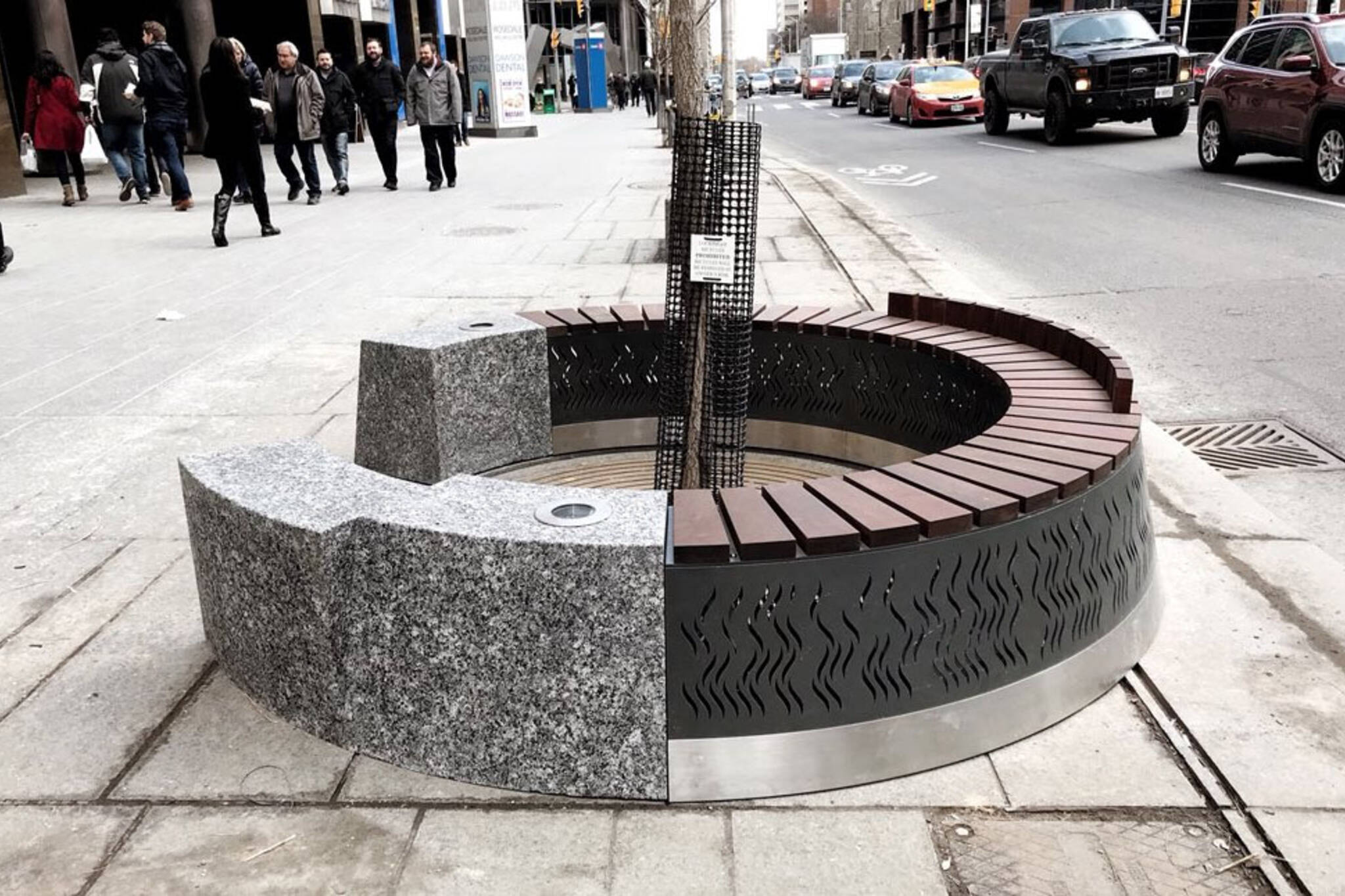 toronto bench