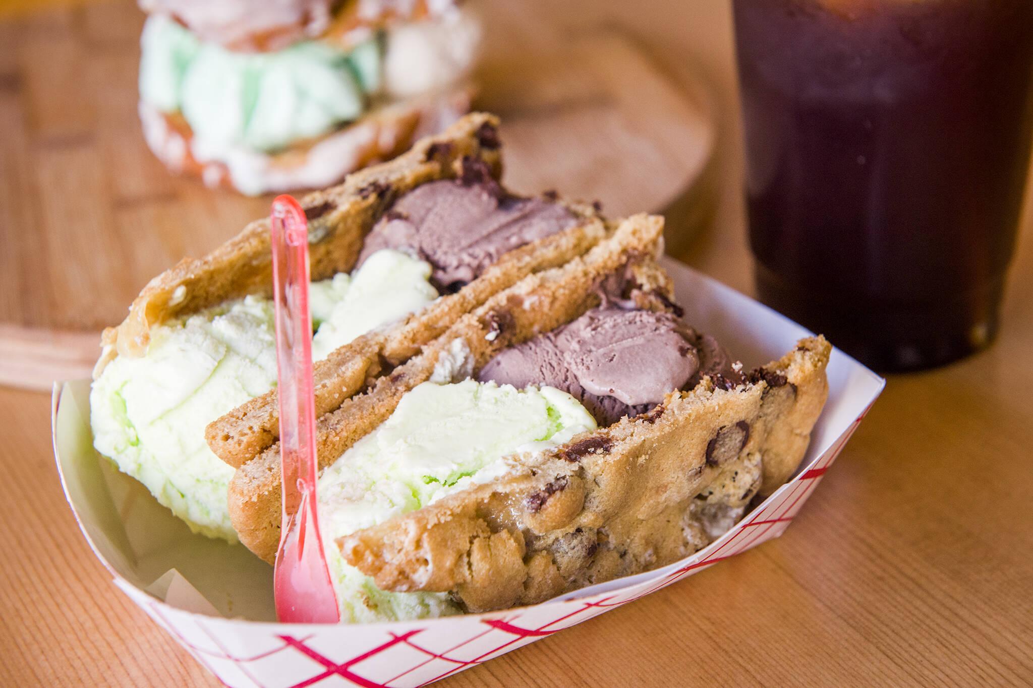 ice cream sandwich toronto