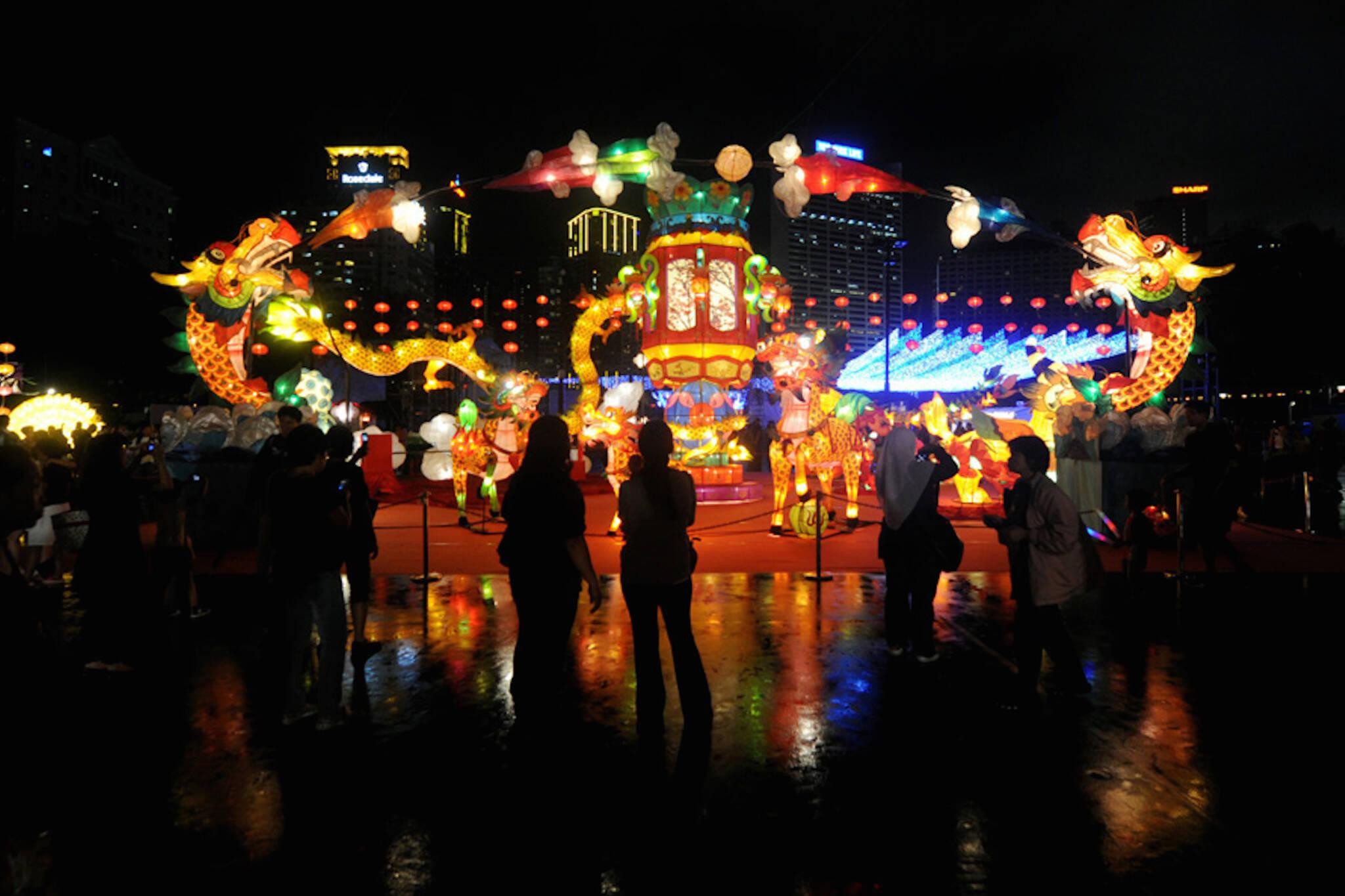 CNE Lantern Festival