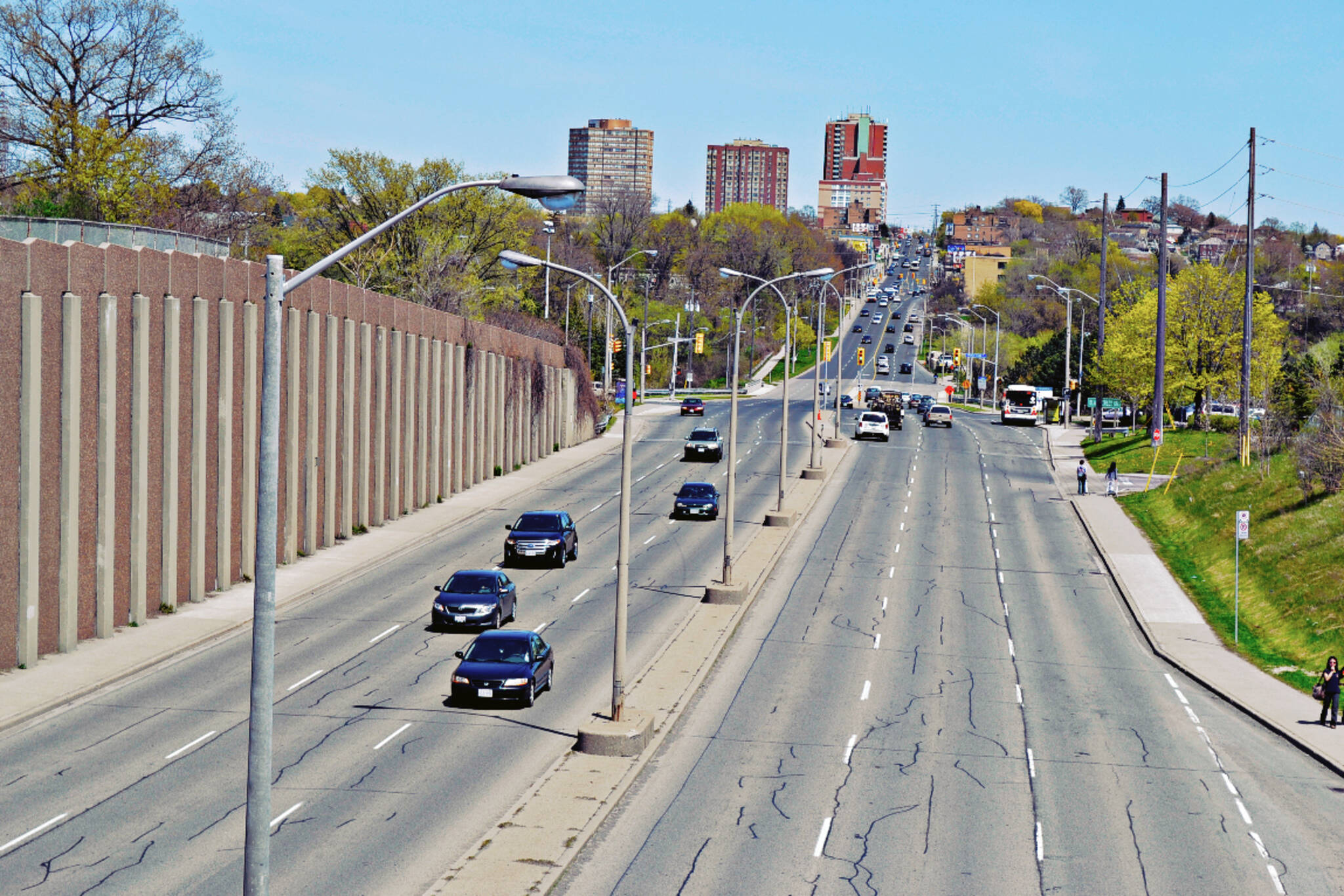 Toronto worst roads