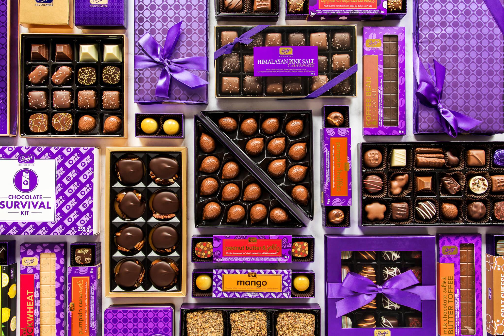 Purdys Chocolate