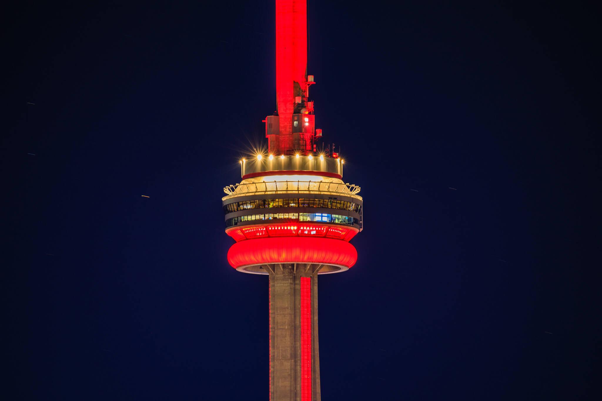 CN Tower NYE