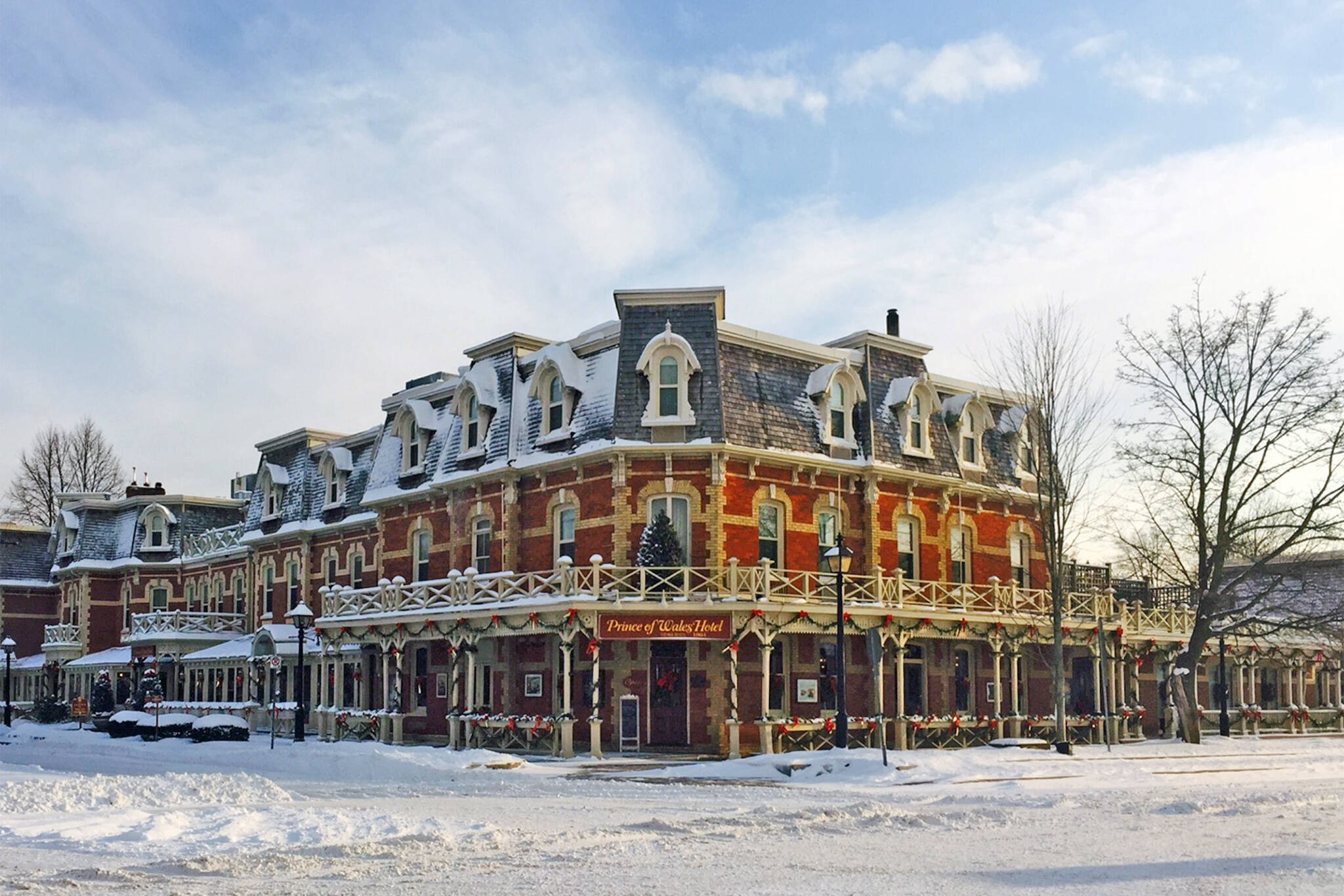 romantic small town ontario