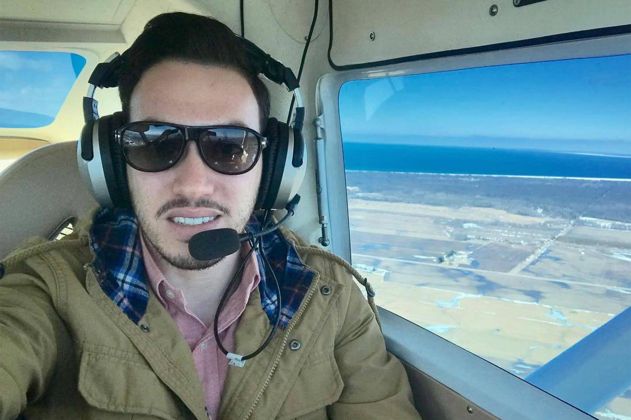 flying lessons toronto