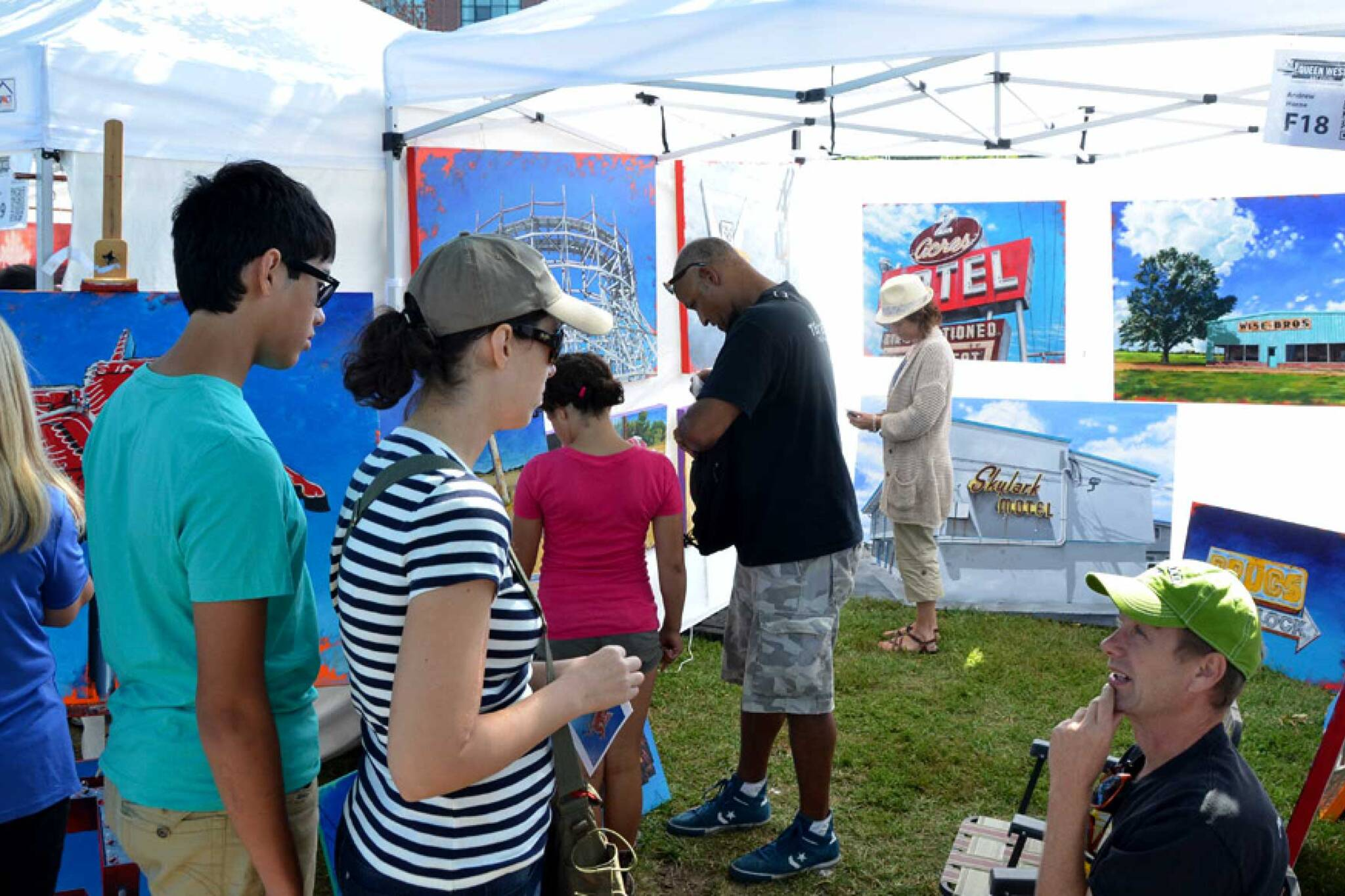 art fairs toronto