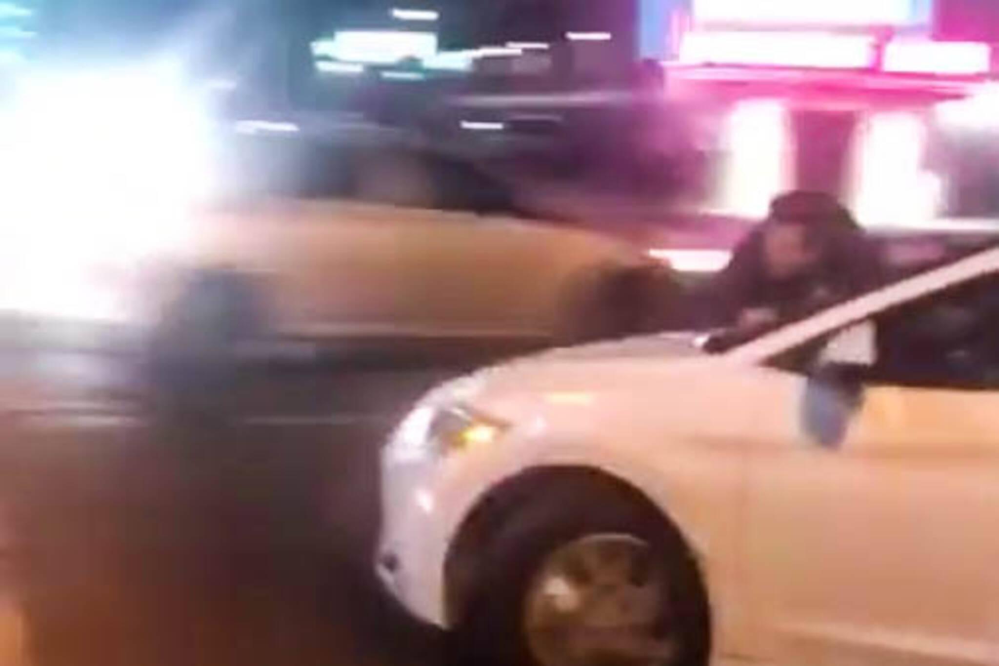 road rage toronto