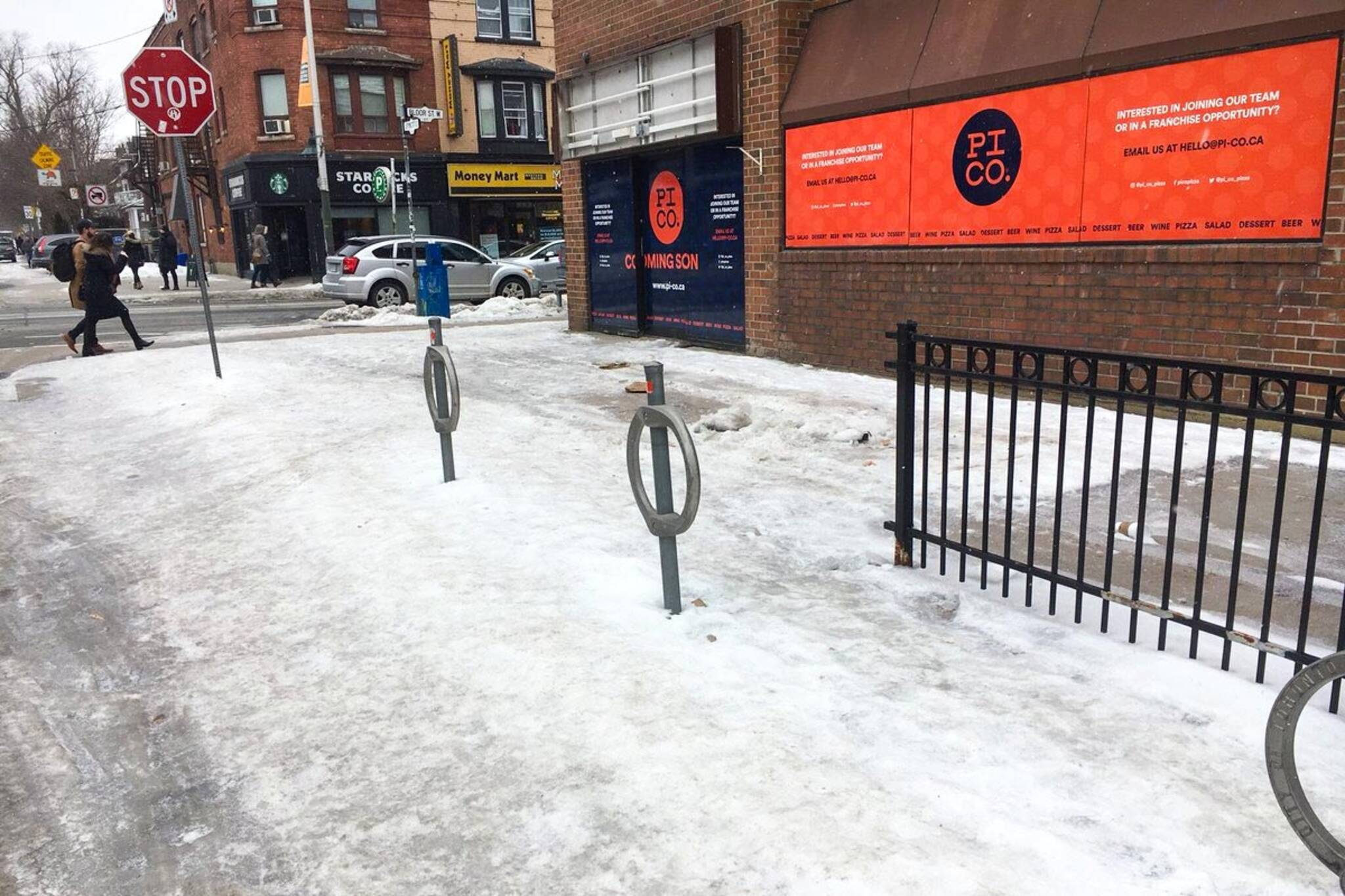snow clearing toronto