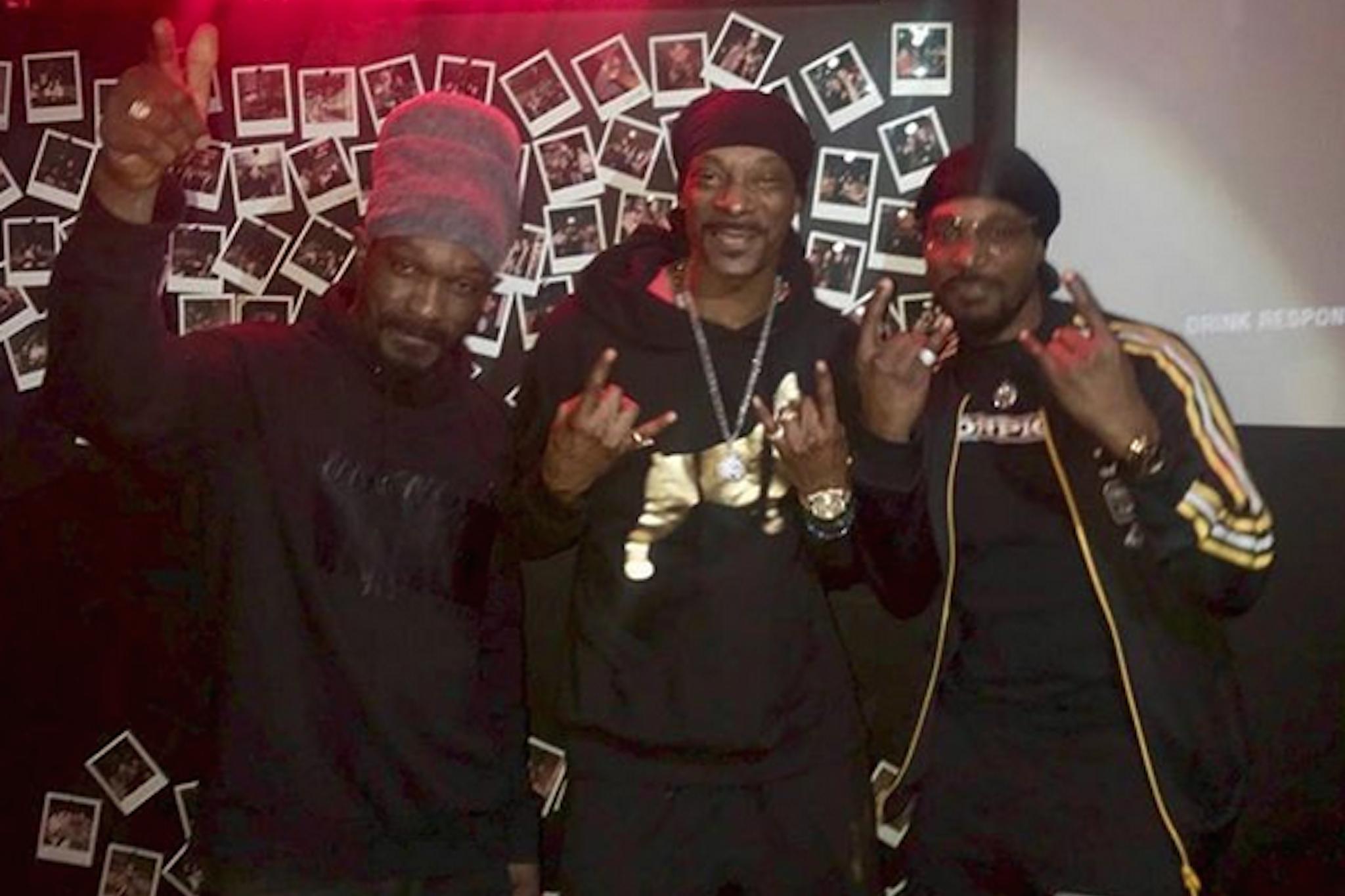 Snoop Dogg toronto