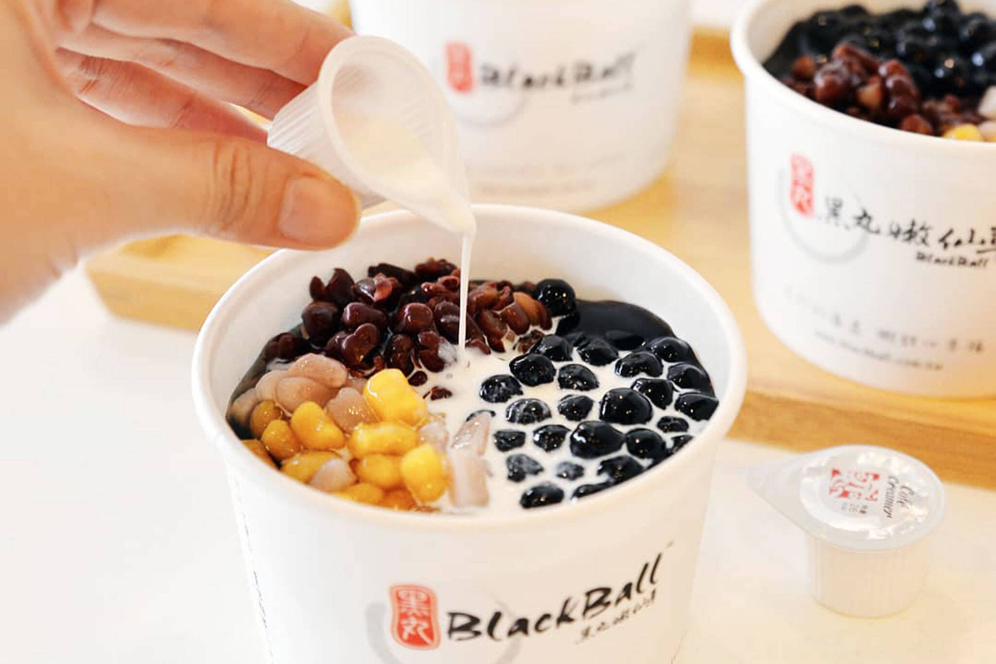 blackball dessert toronto