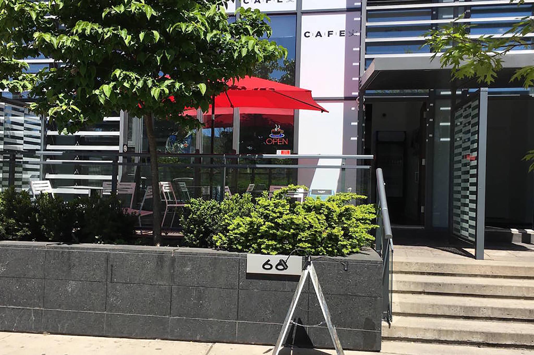 cafe dispensary toronto