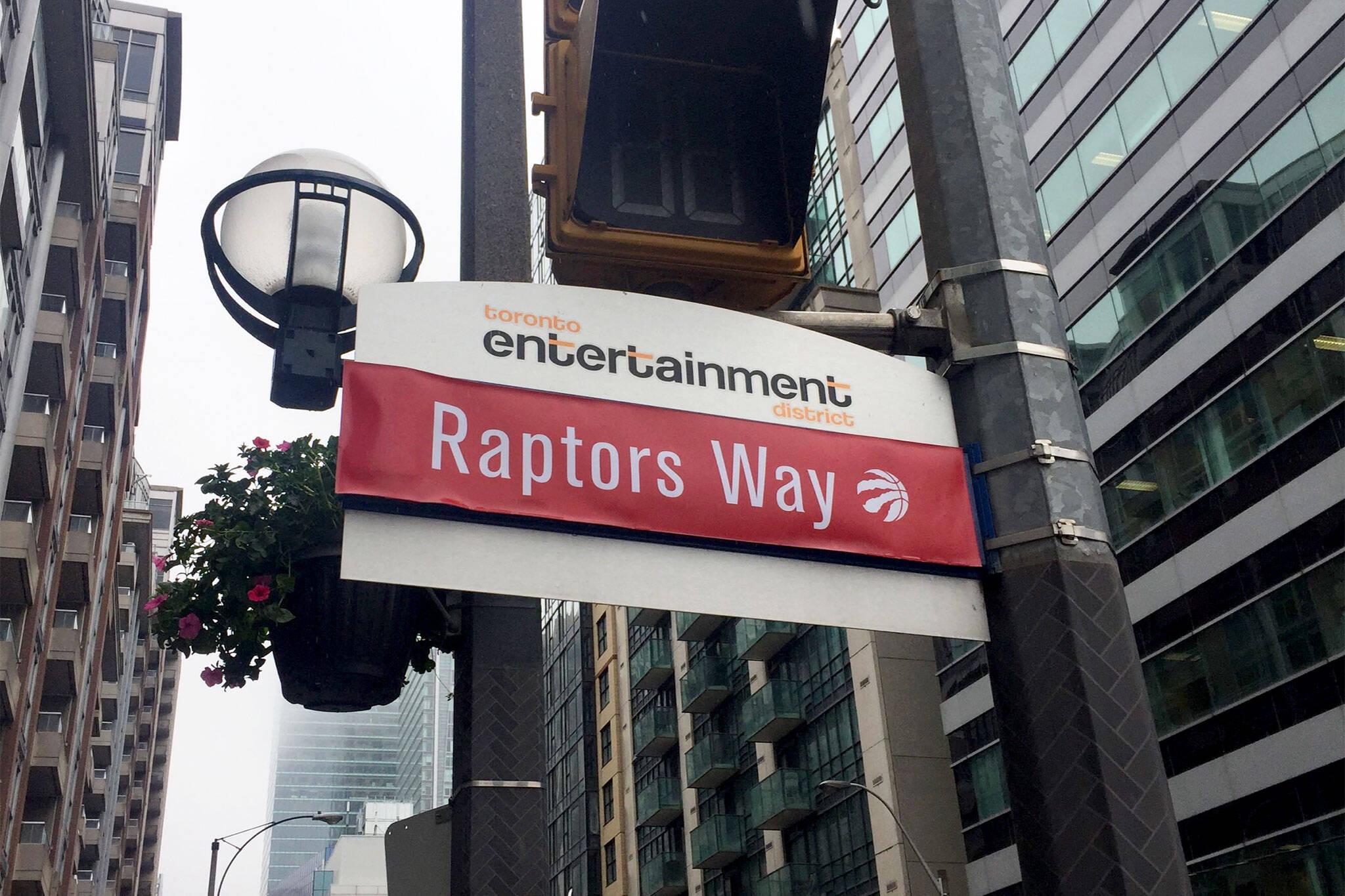 raptors way