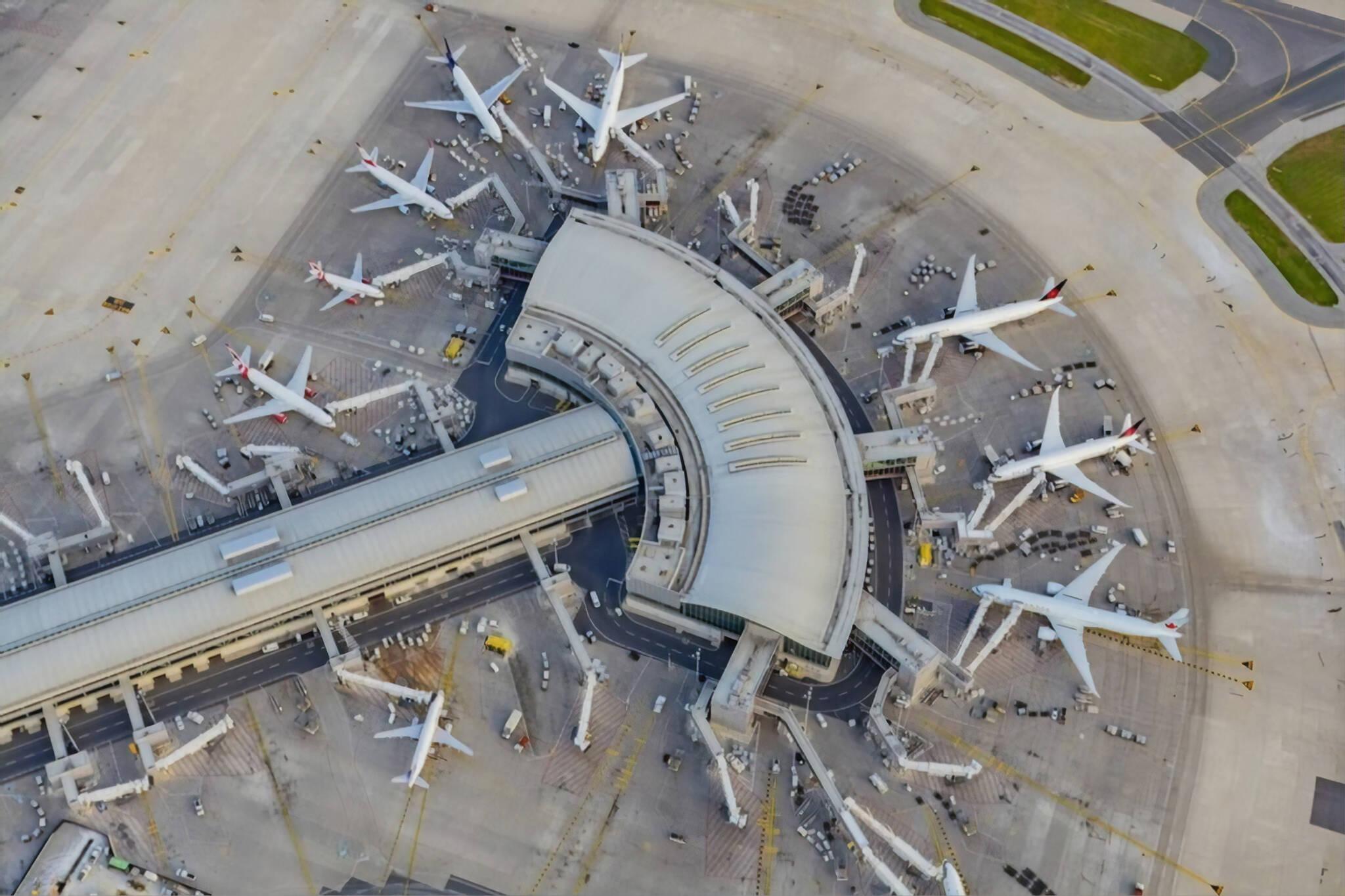 pearson airport