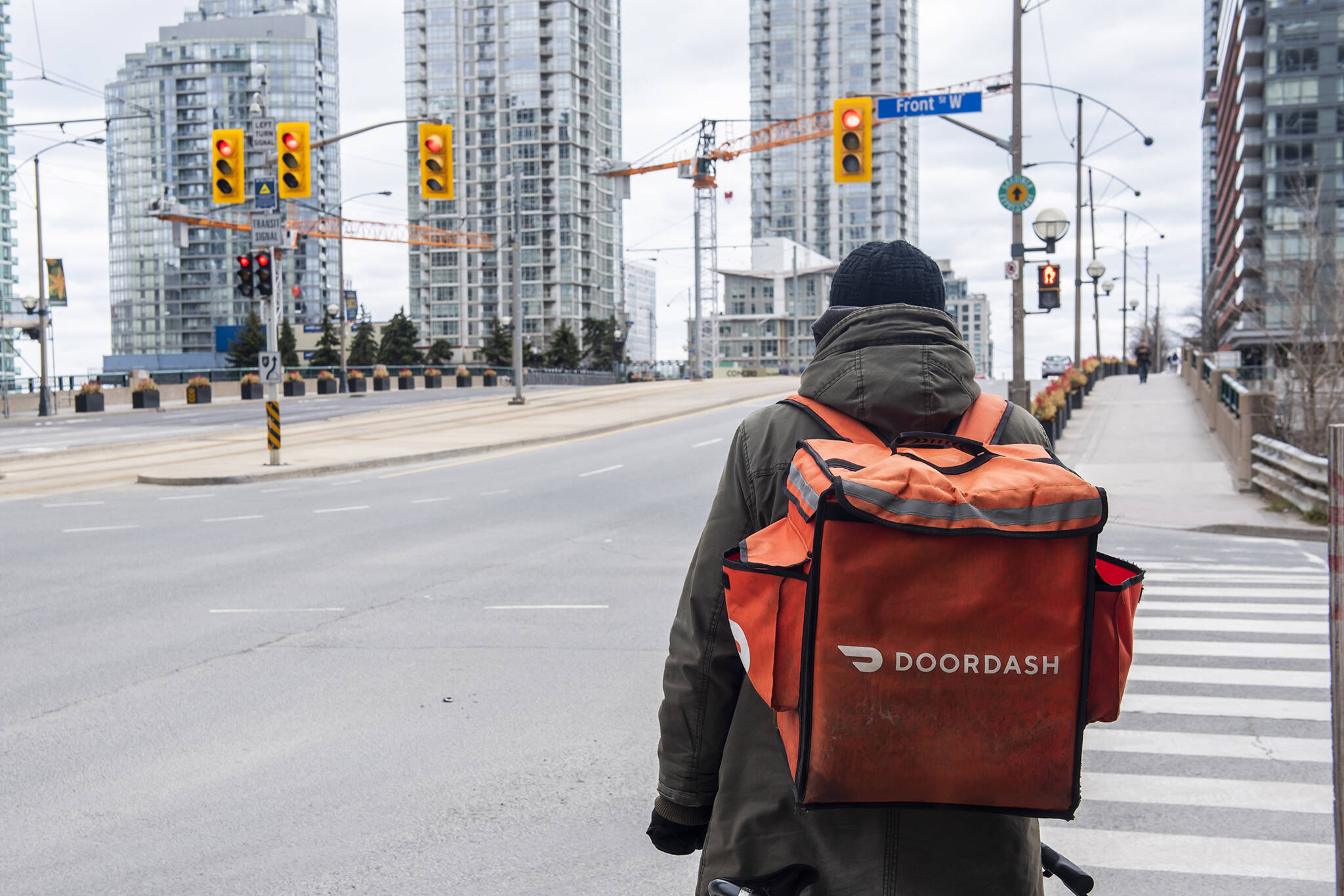 toronto food delivery