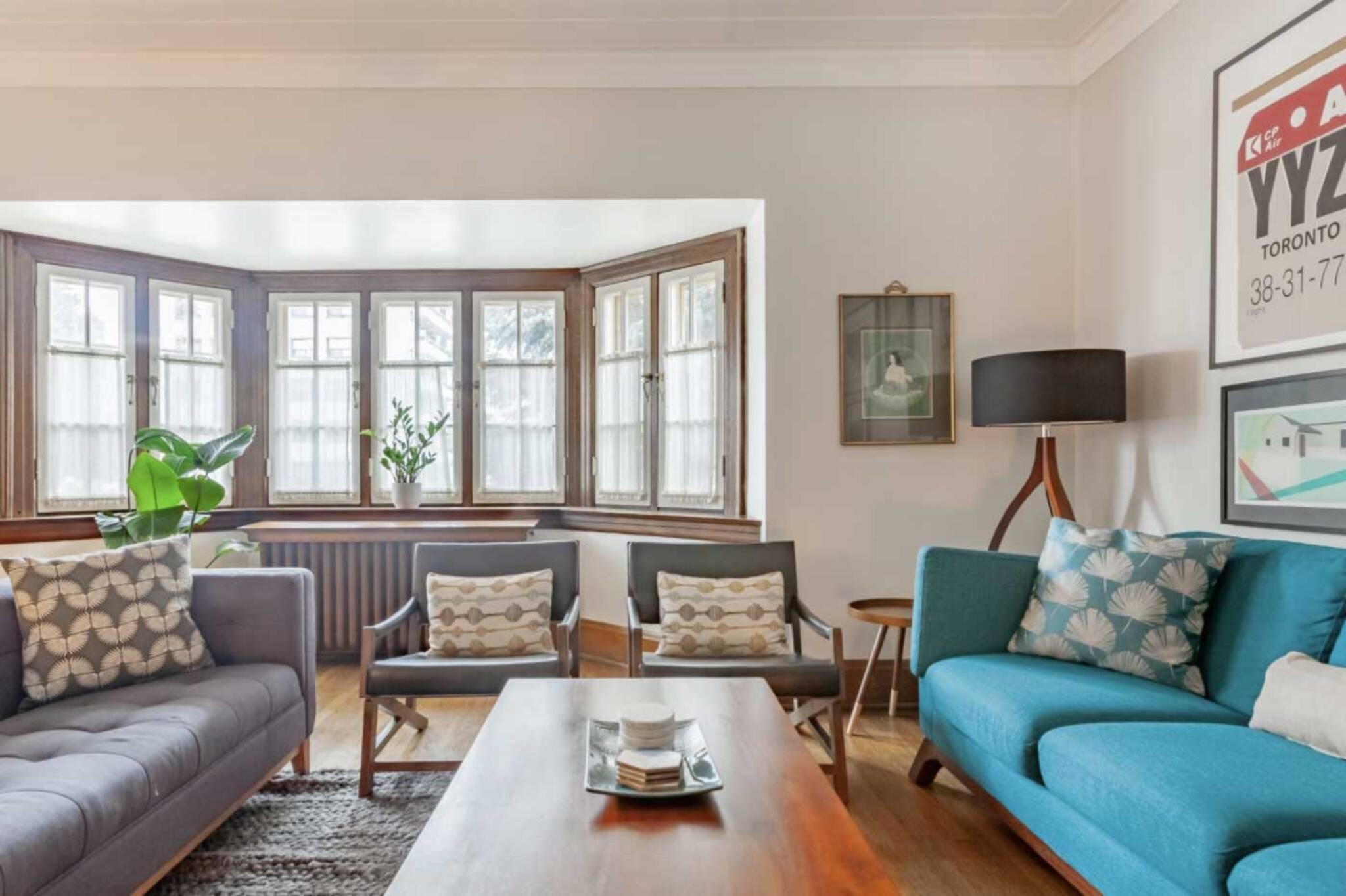 luxury airbnb toronto