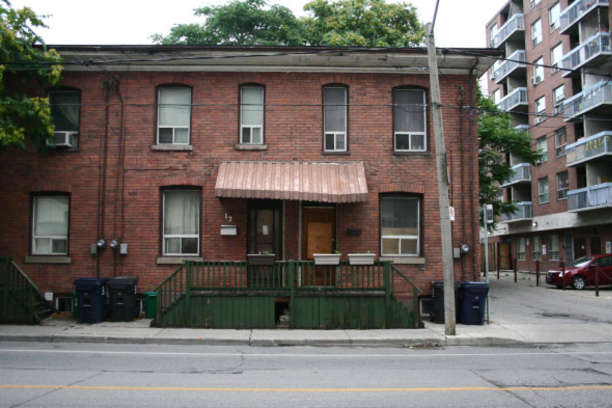 Gehry's Childhood home in Toronto