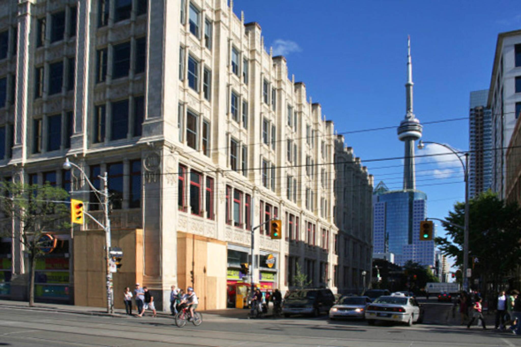 John Street Toronto