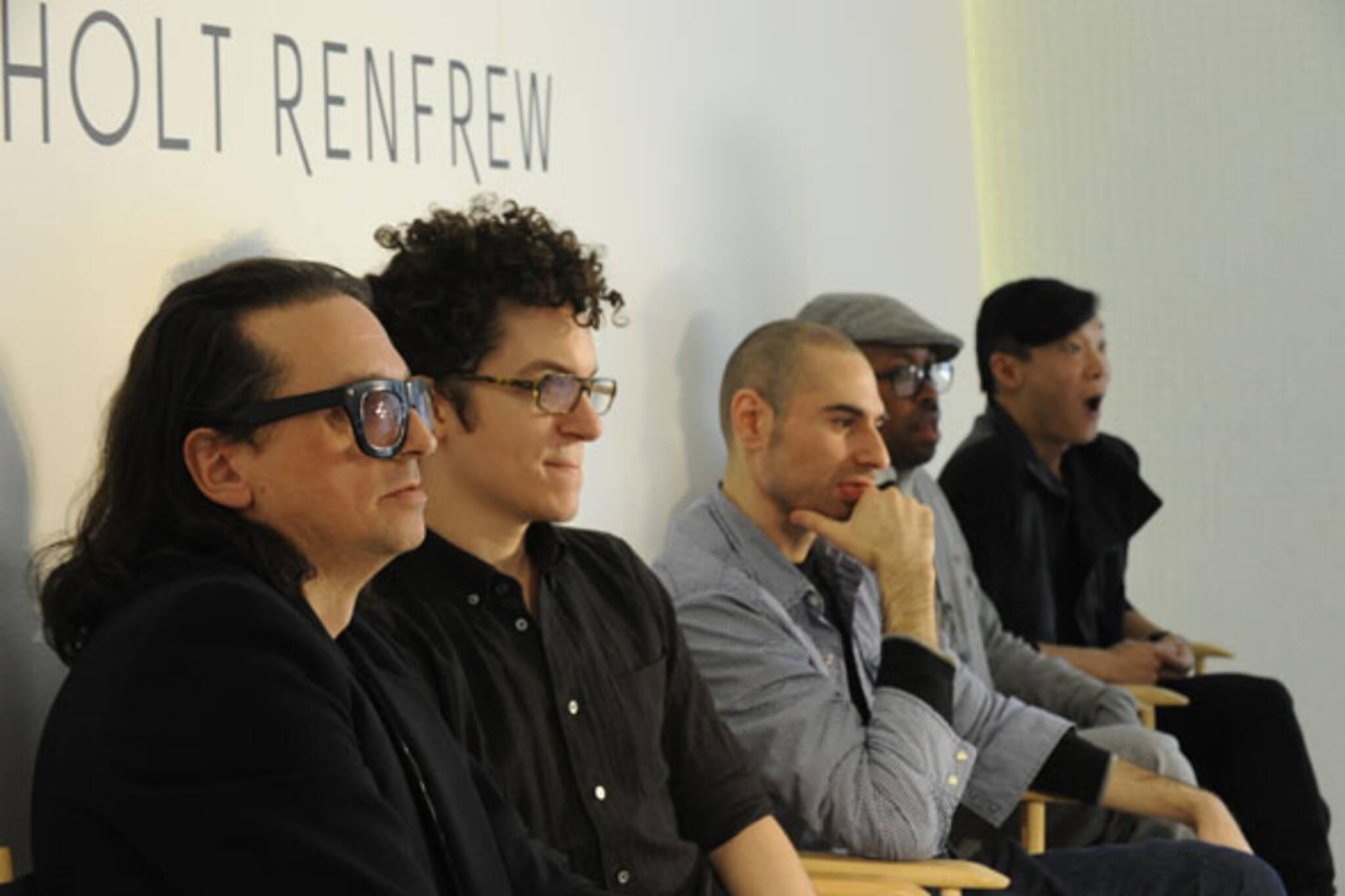 Holt Renfrew Fashion Week