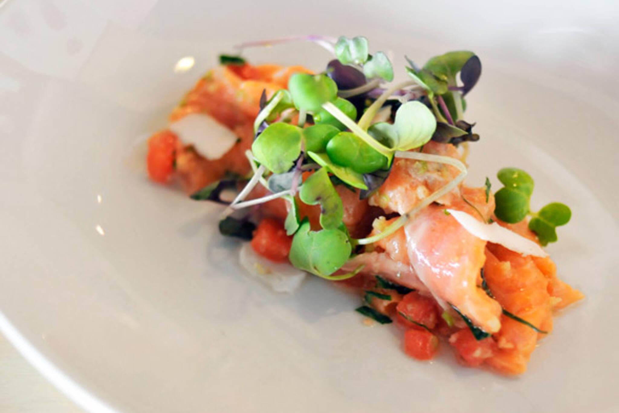 Sustainable Seafood College Street