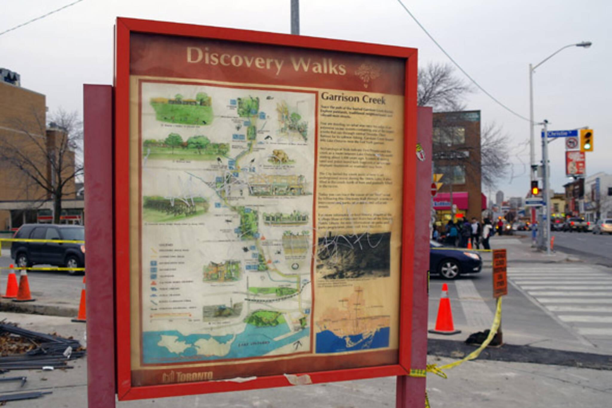 Garrison Creek Discovery Walk