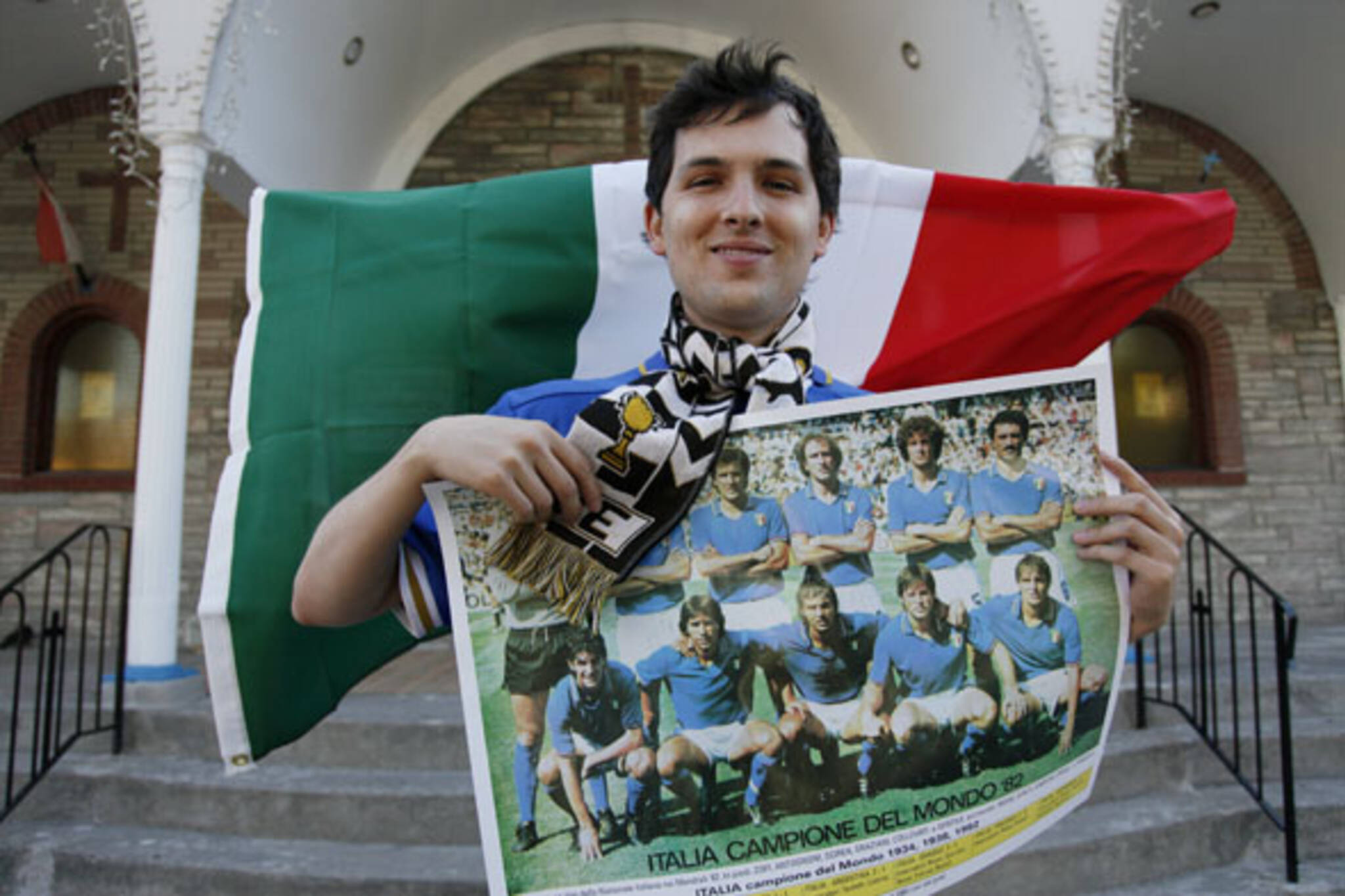 World Cup 2010 Italy