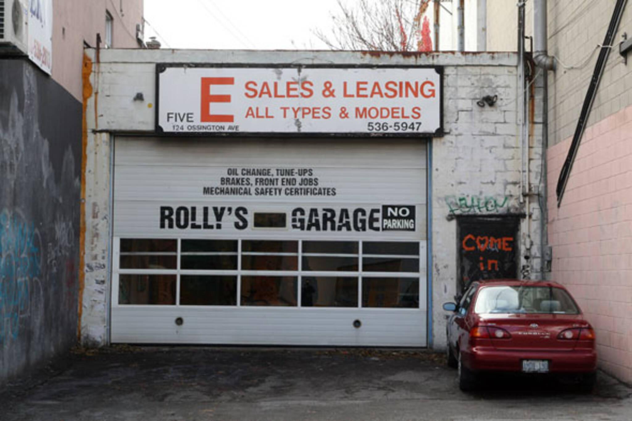 Rolly's Garage