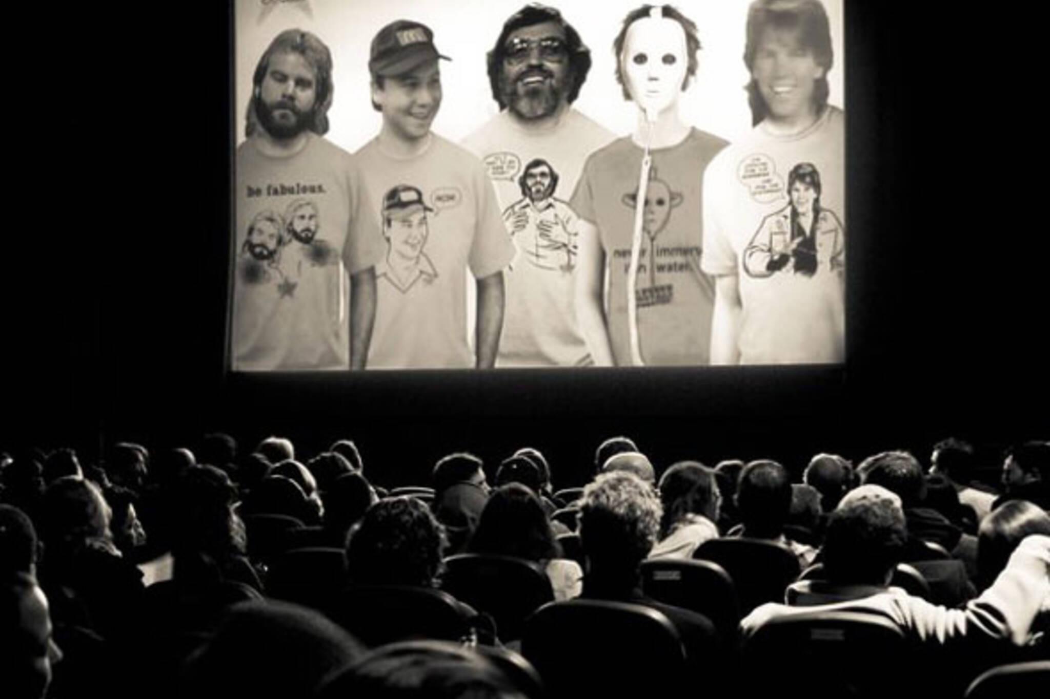 toronto found footage festival 2012