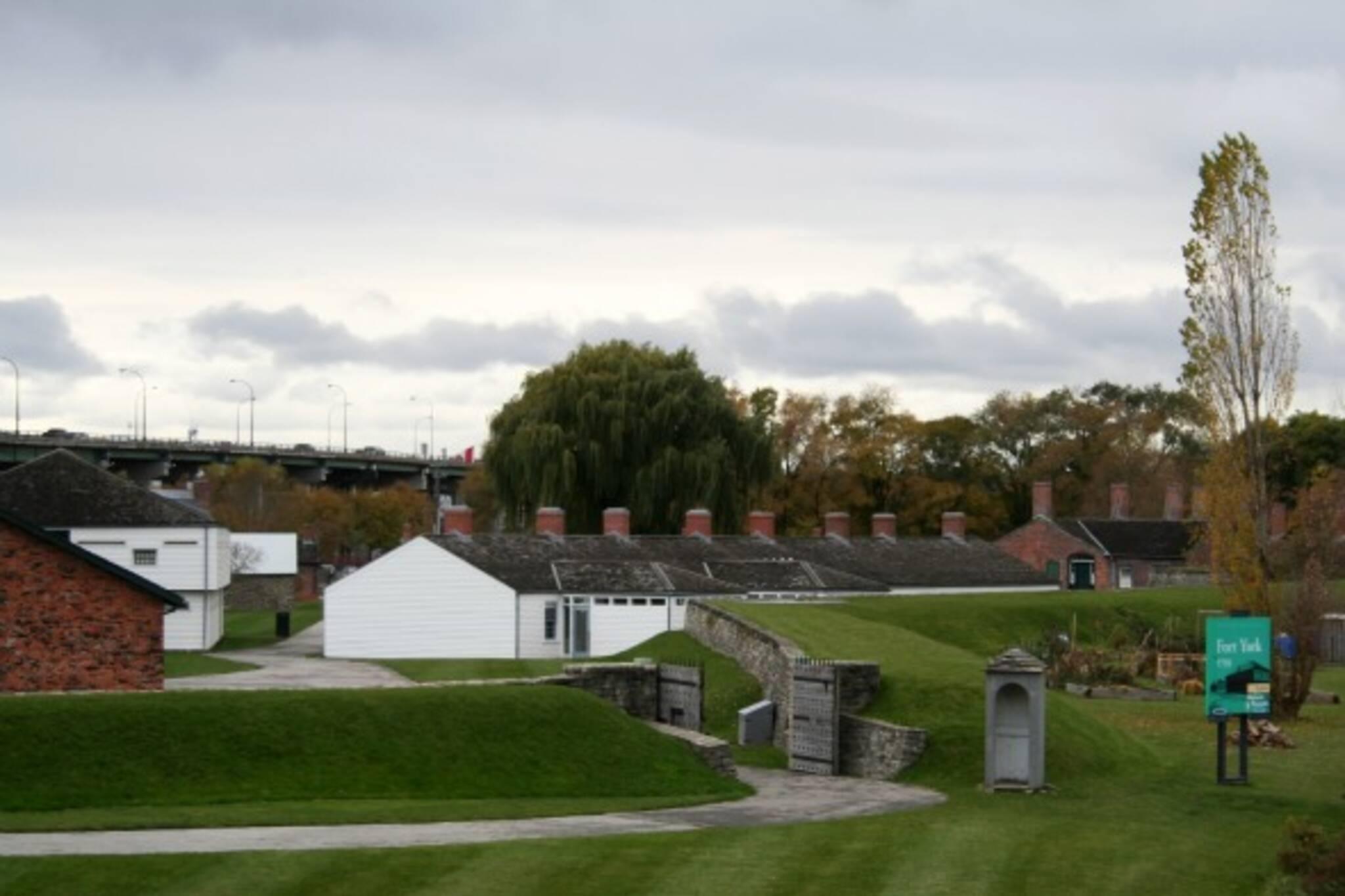 Fort York Revitalization
