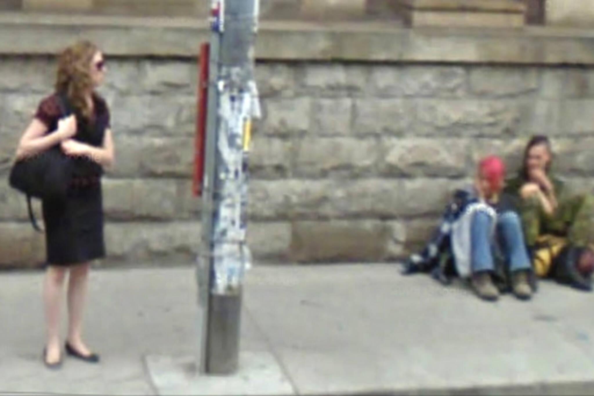 Toronto Street View Art Google