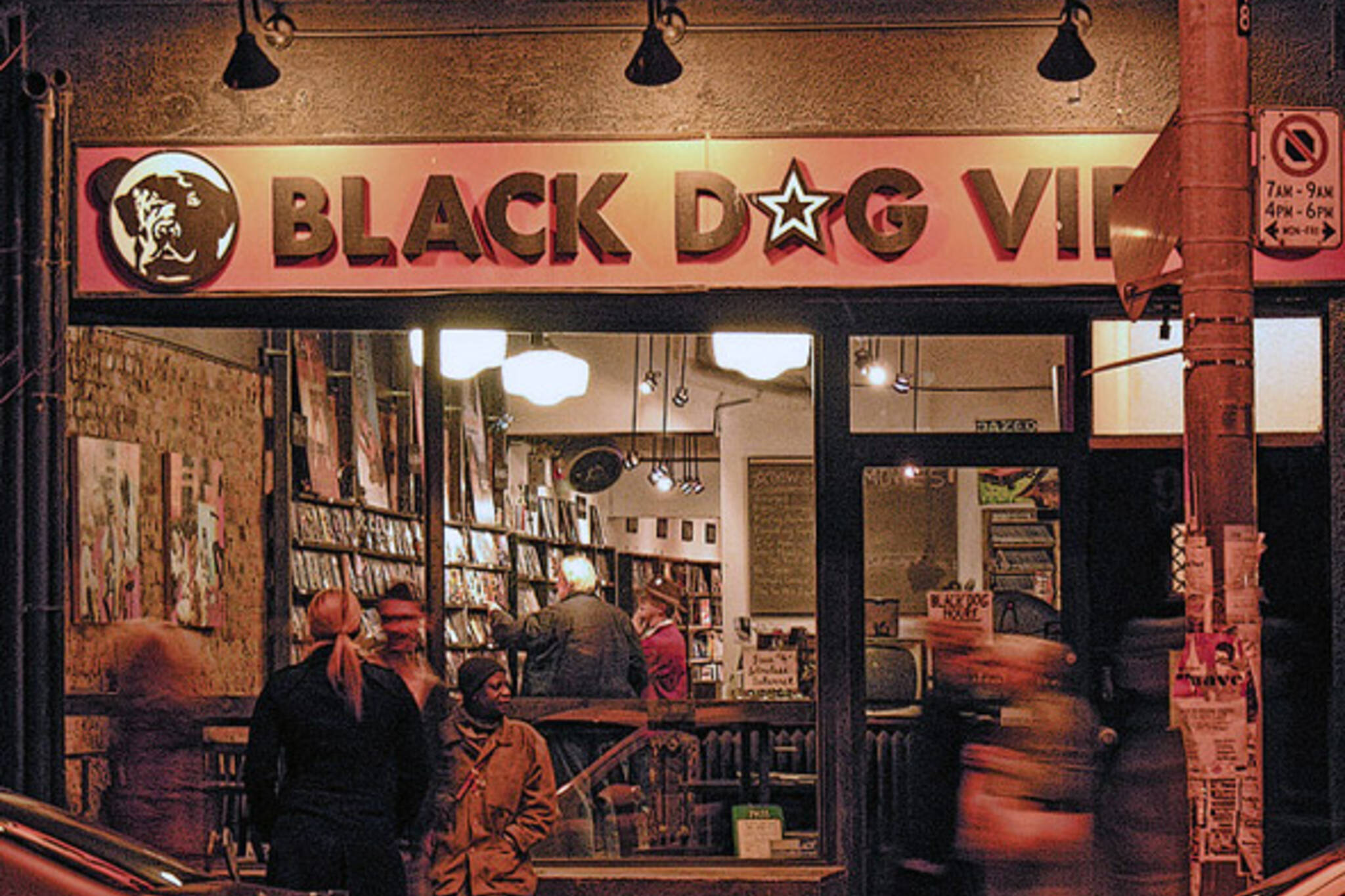 Black Dog Video