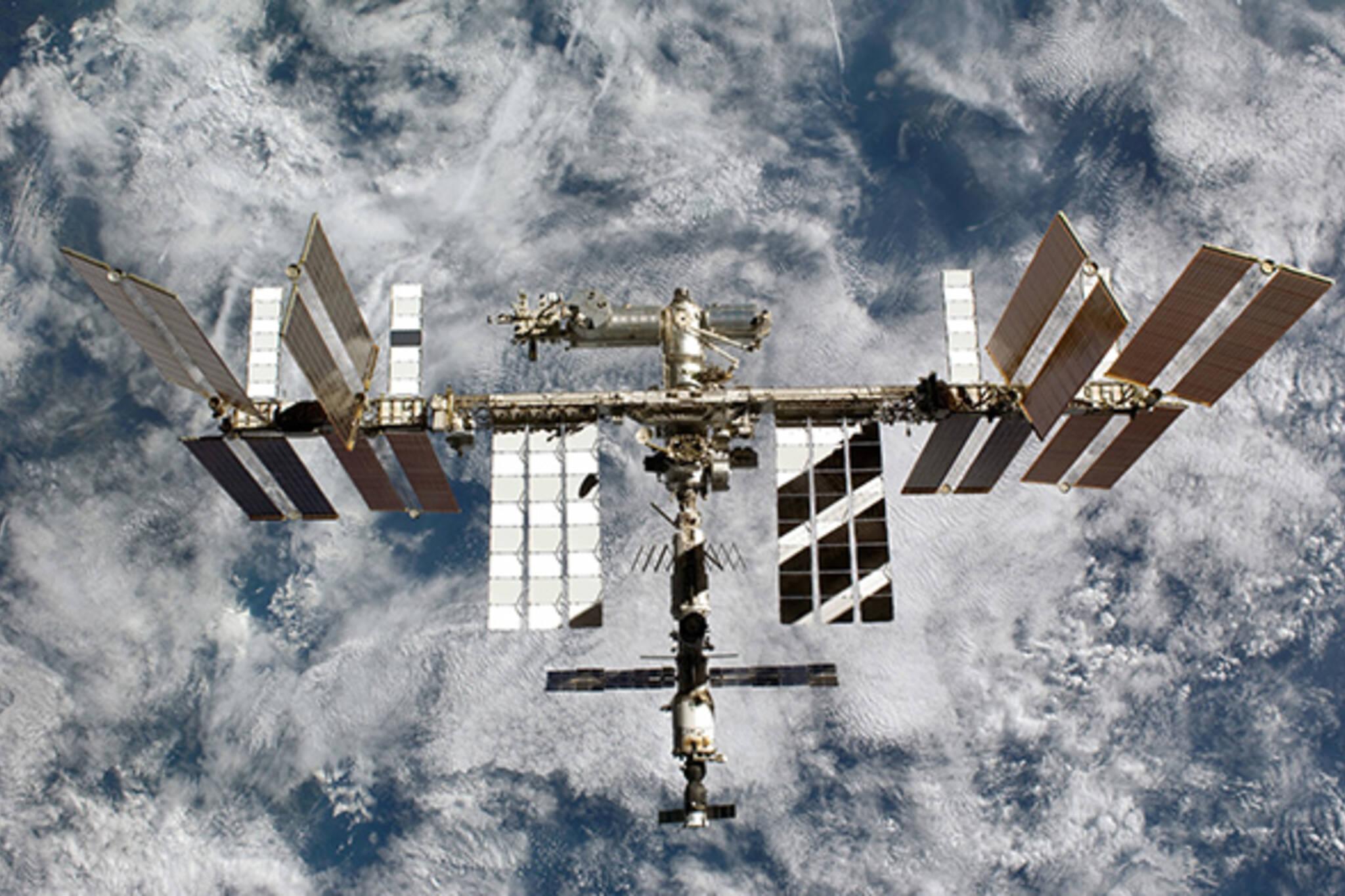 international space station toronto