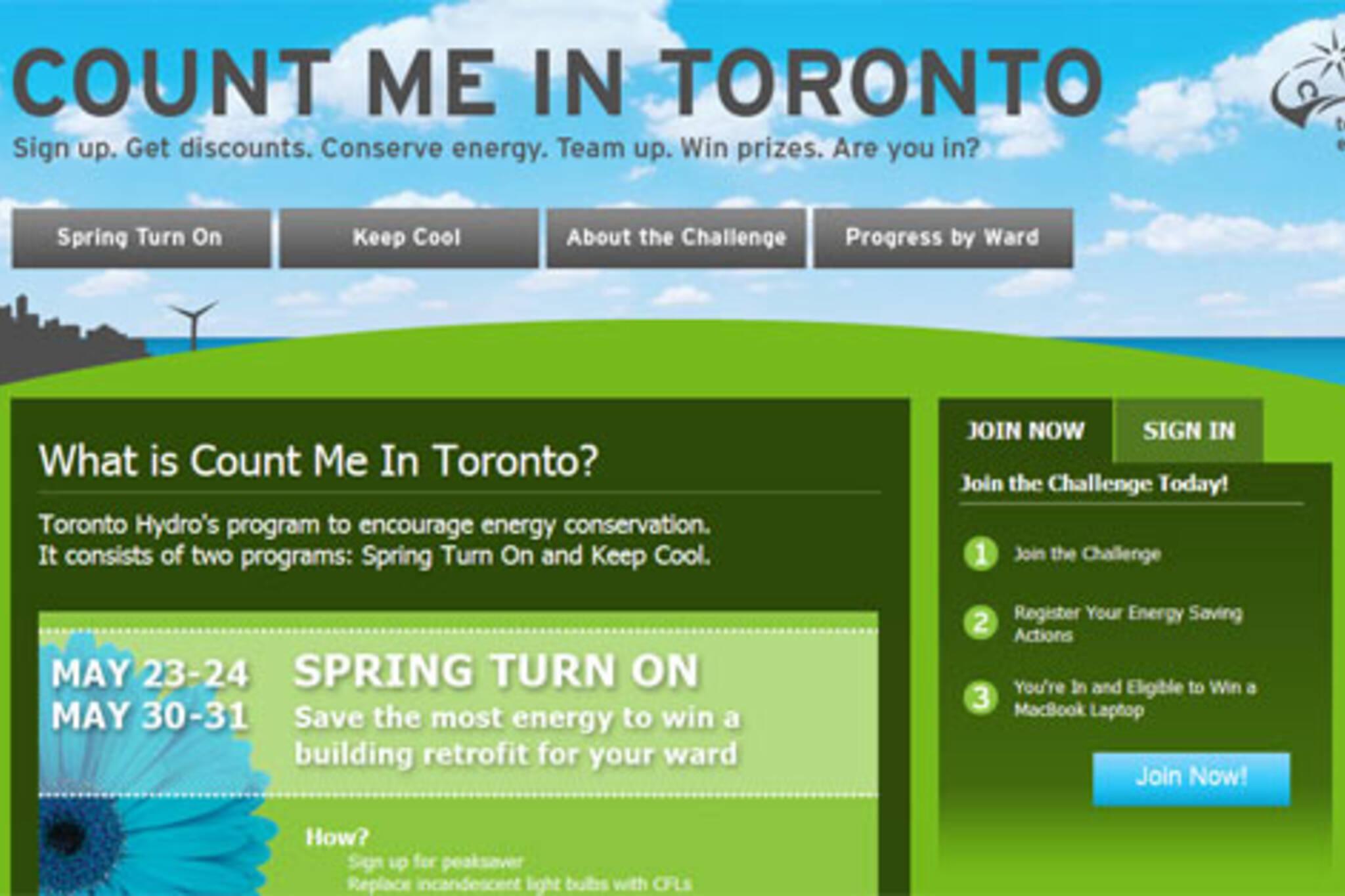 Toronto Hydro Challenge
