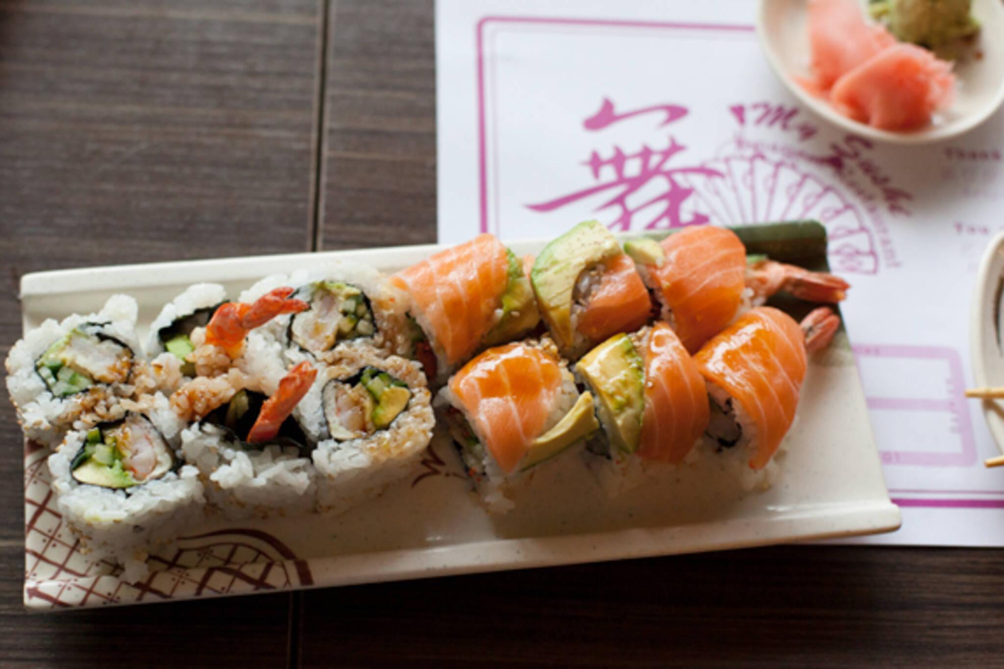 AYCE Sushi